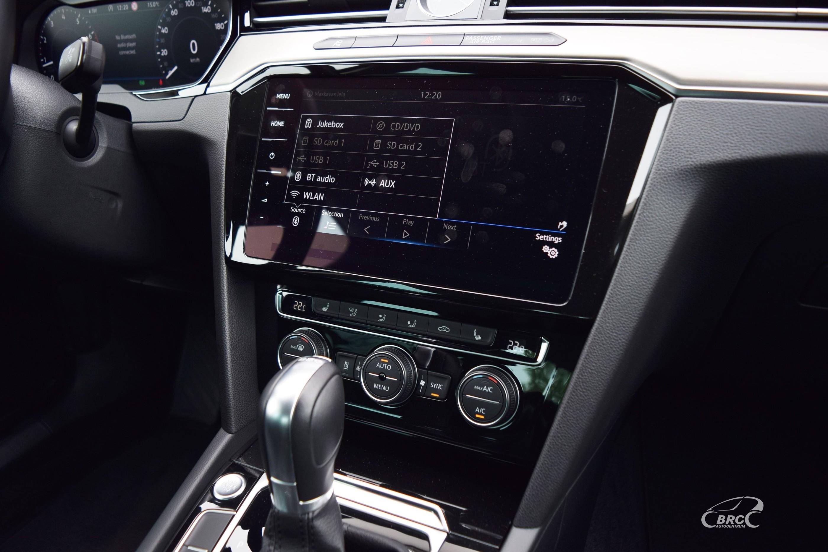 Volkswagen Passat Limousine DSG