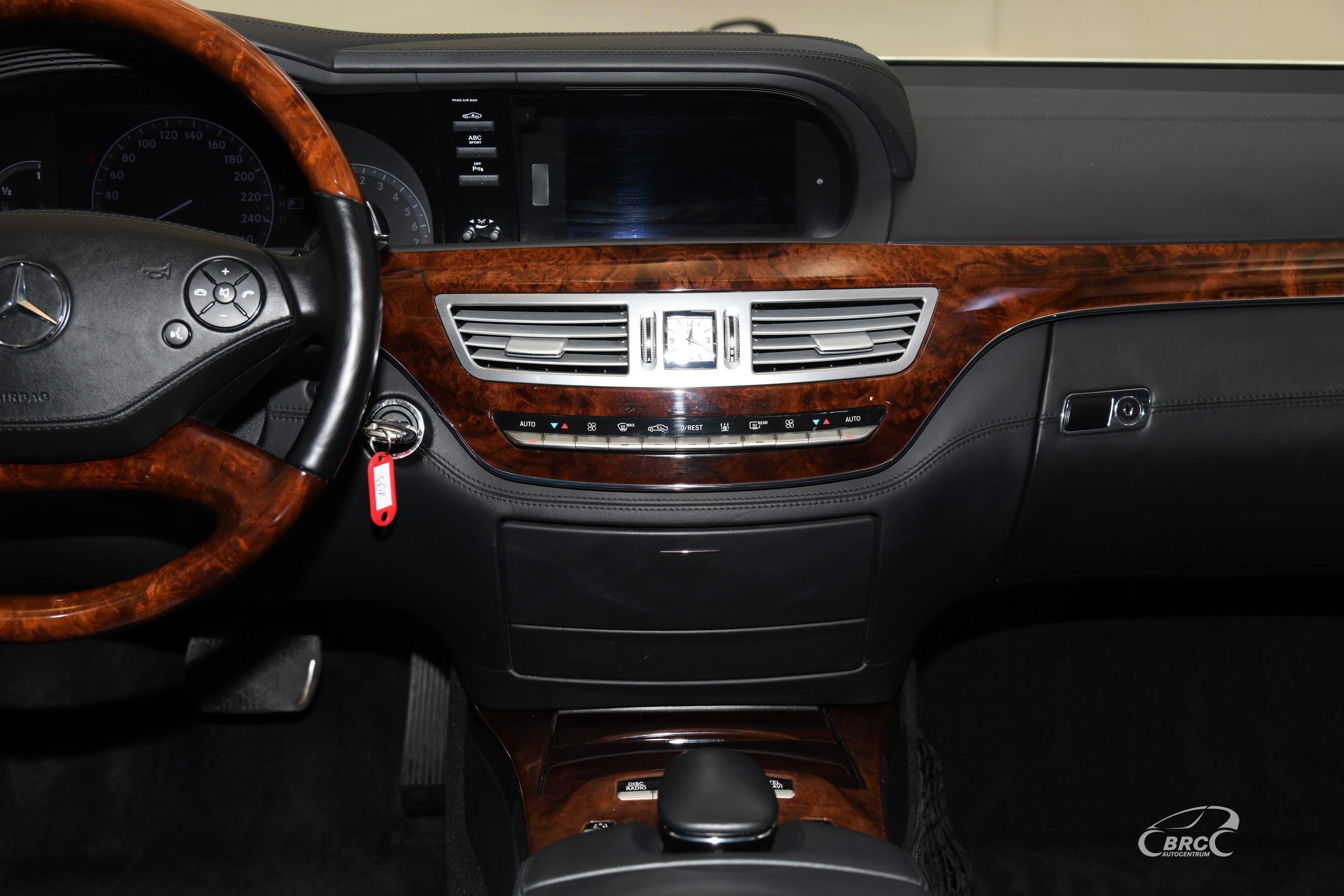 Mercedes-Benz S 450 Long Automatas