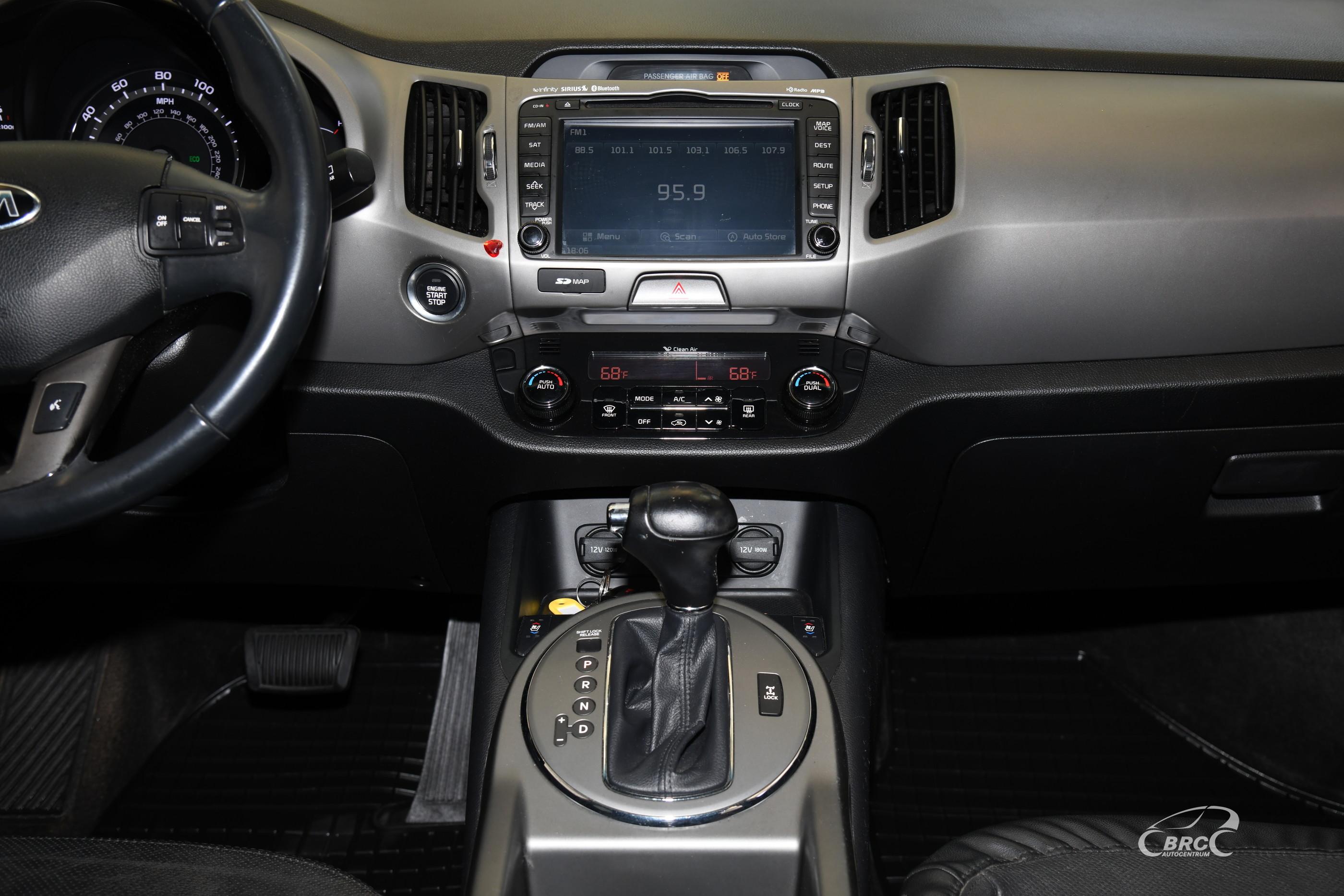 Kia Sportage 2.4i EX AWD Automatas