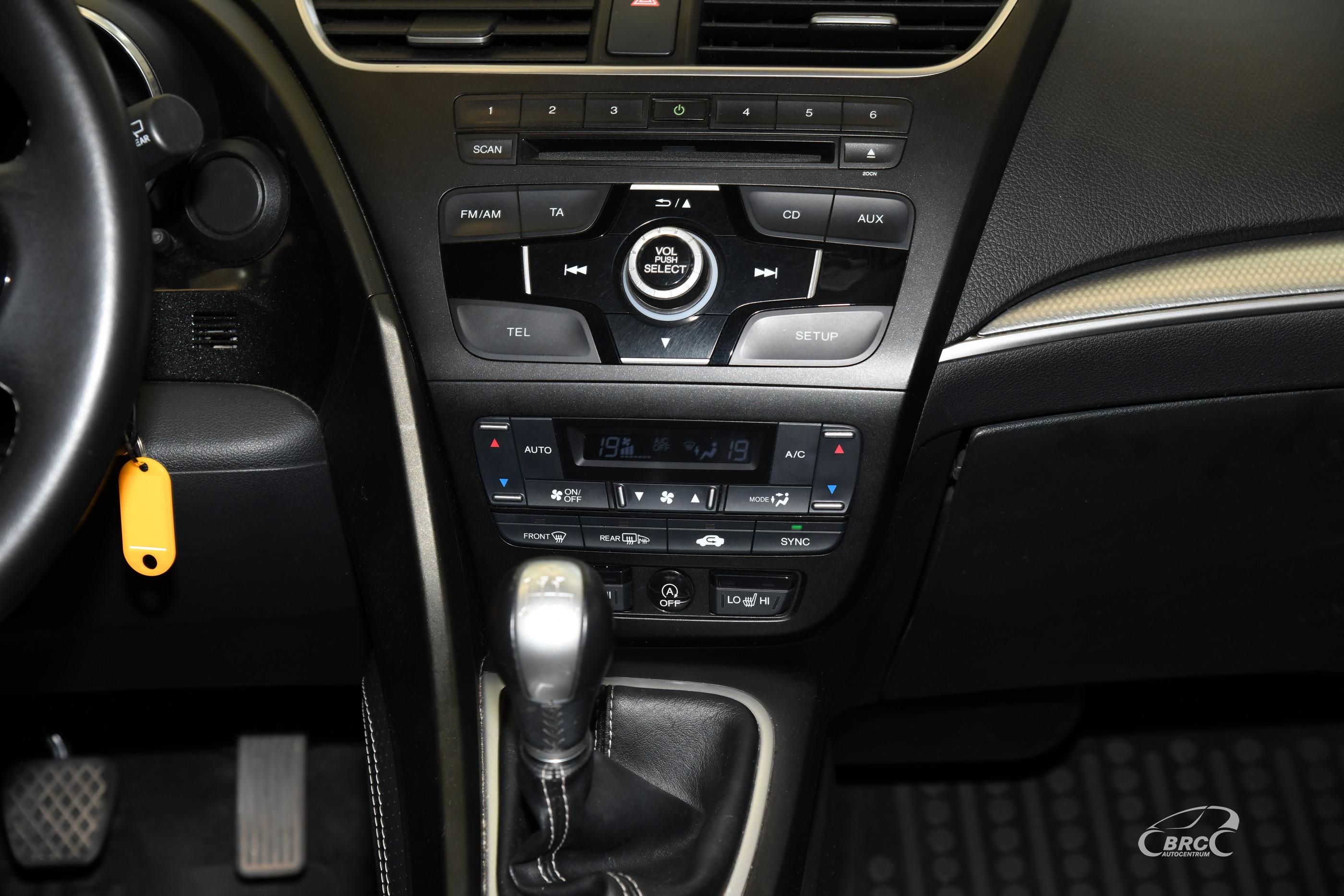 Honda Civic 1.4 i-VTEC