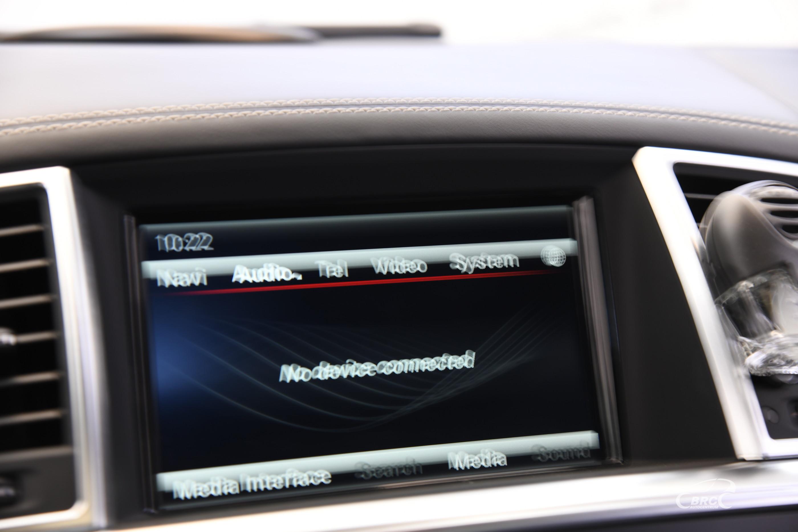Mercedes-Benz GL 63 AMG Automatas