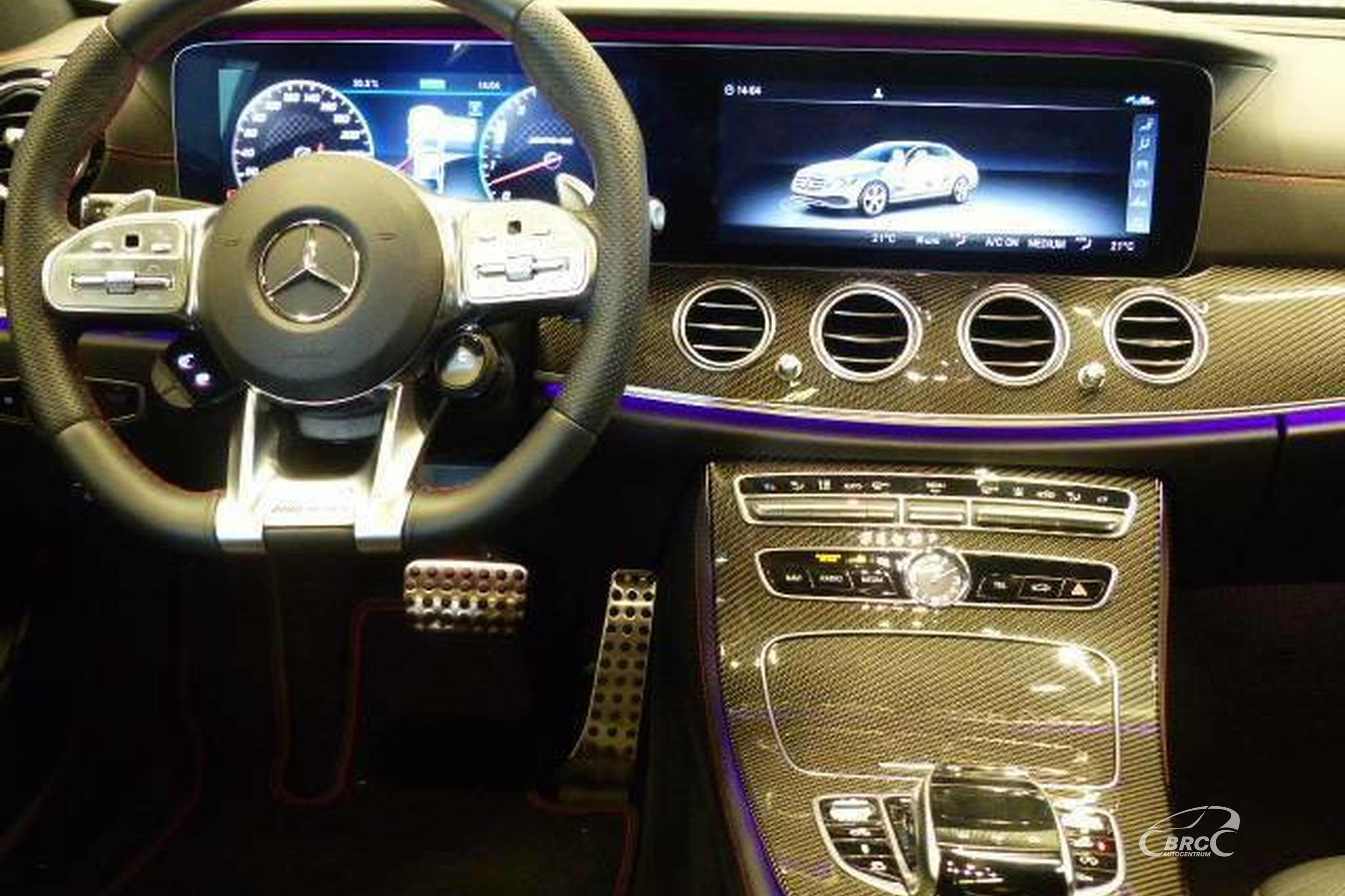 Mercedes-Benz E 53 3.0 AMG 4Matic+ Automatas