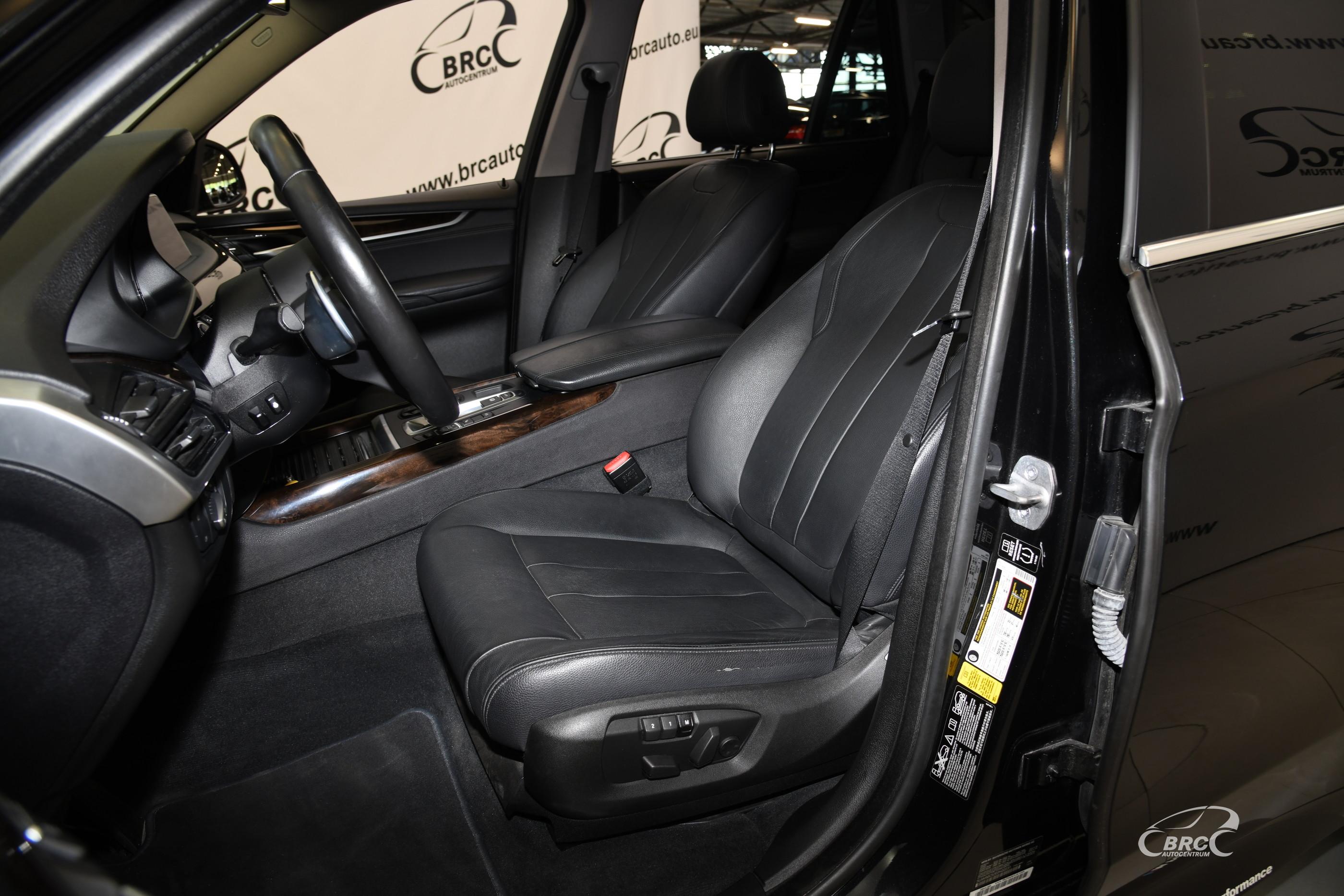 BMW X5 xDrive 35i M Performance Automatas