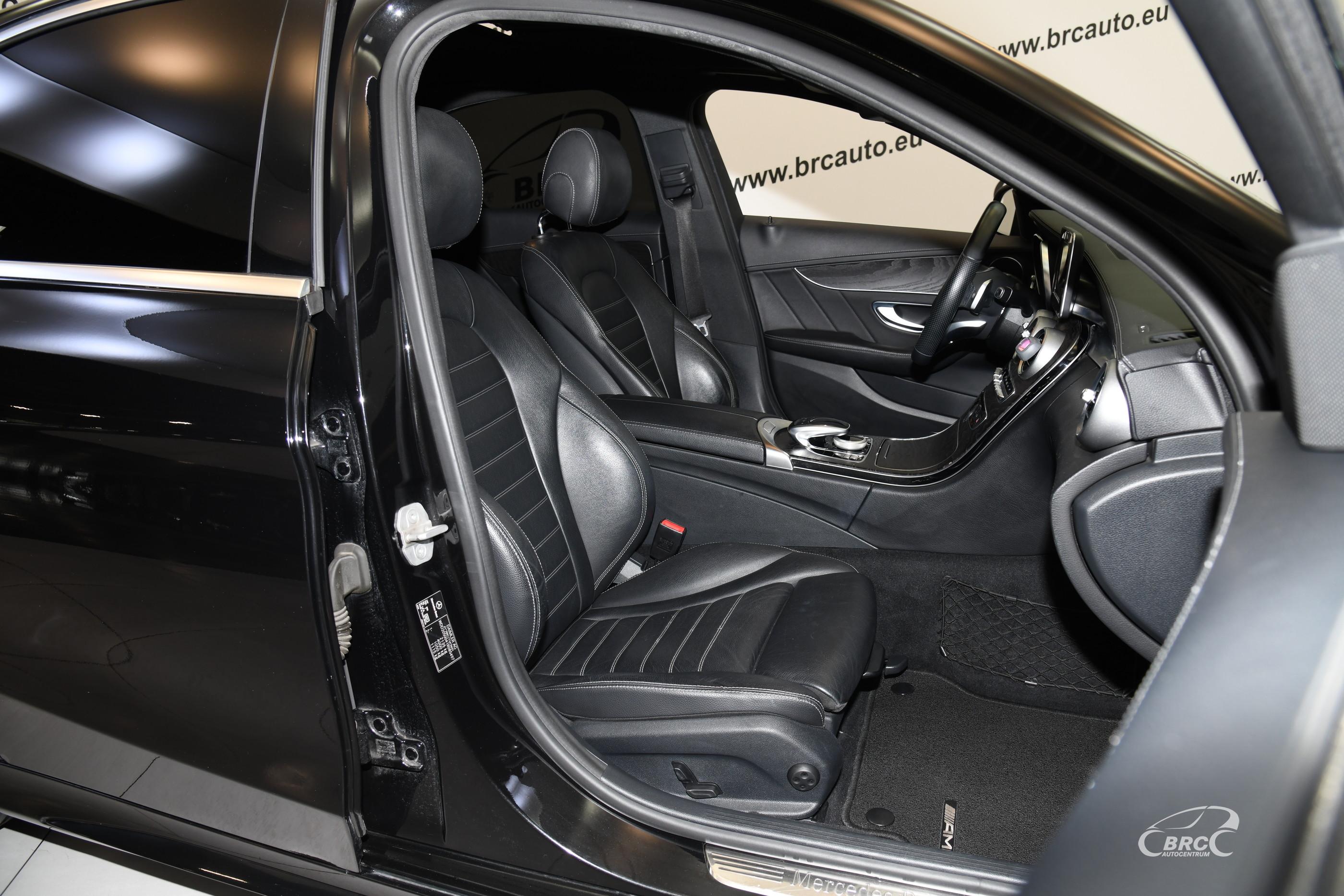 Mercedes-Benz C 220 AMG-Line Automatas