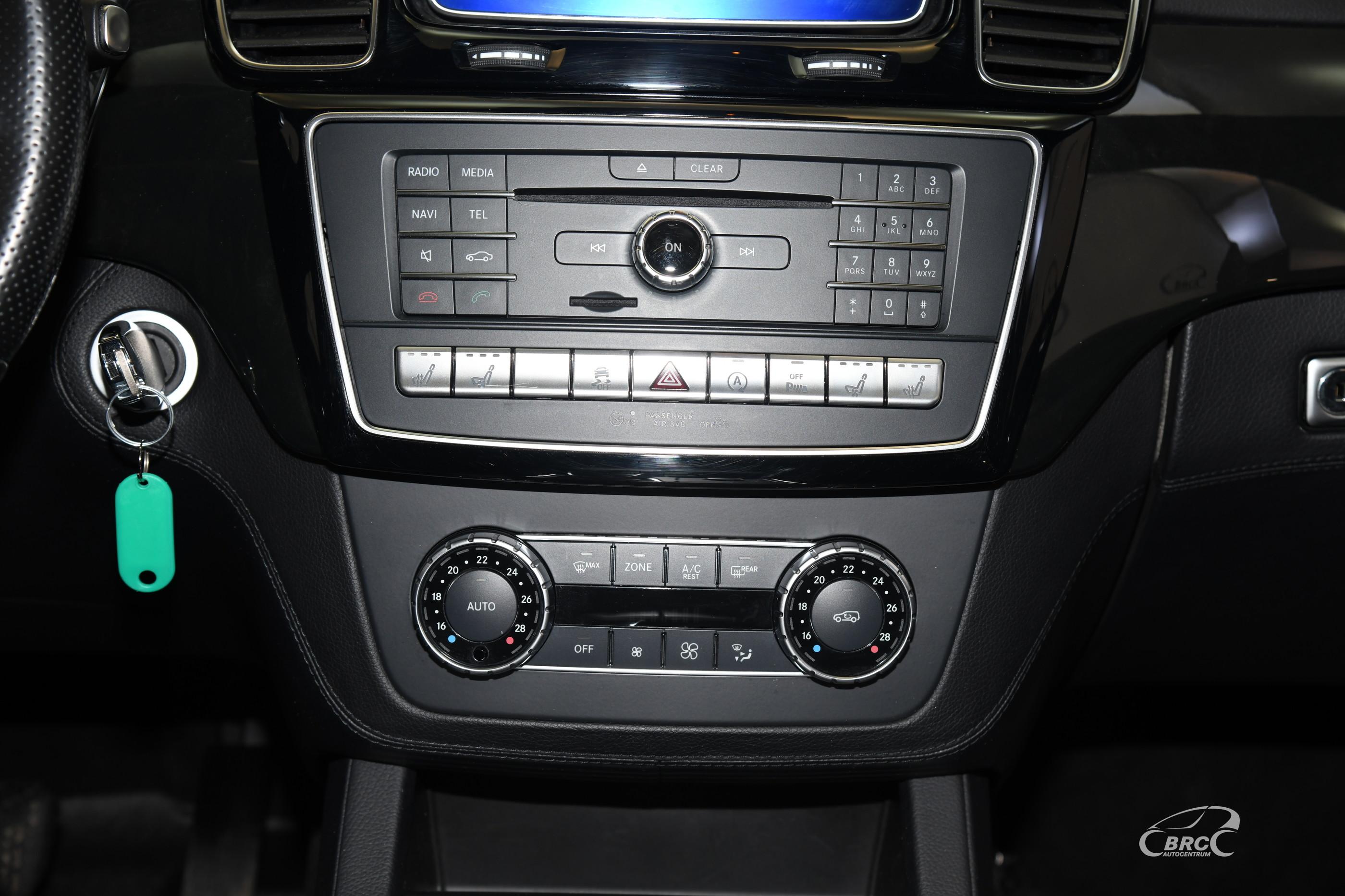 Mercedes-Benz GLE Coupe 350 d 4Matic Automatas