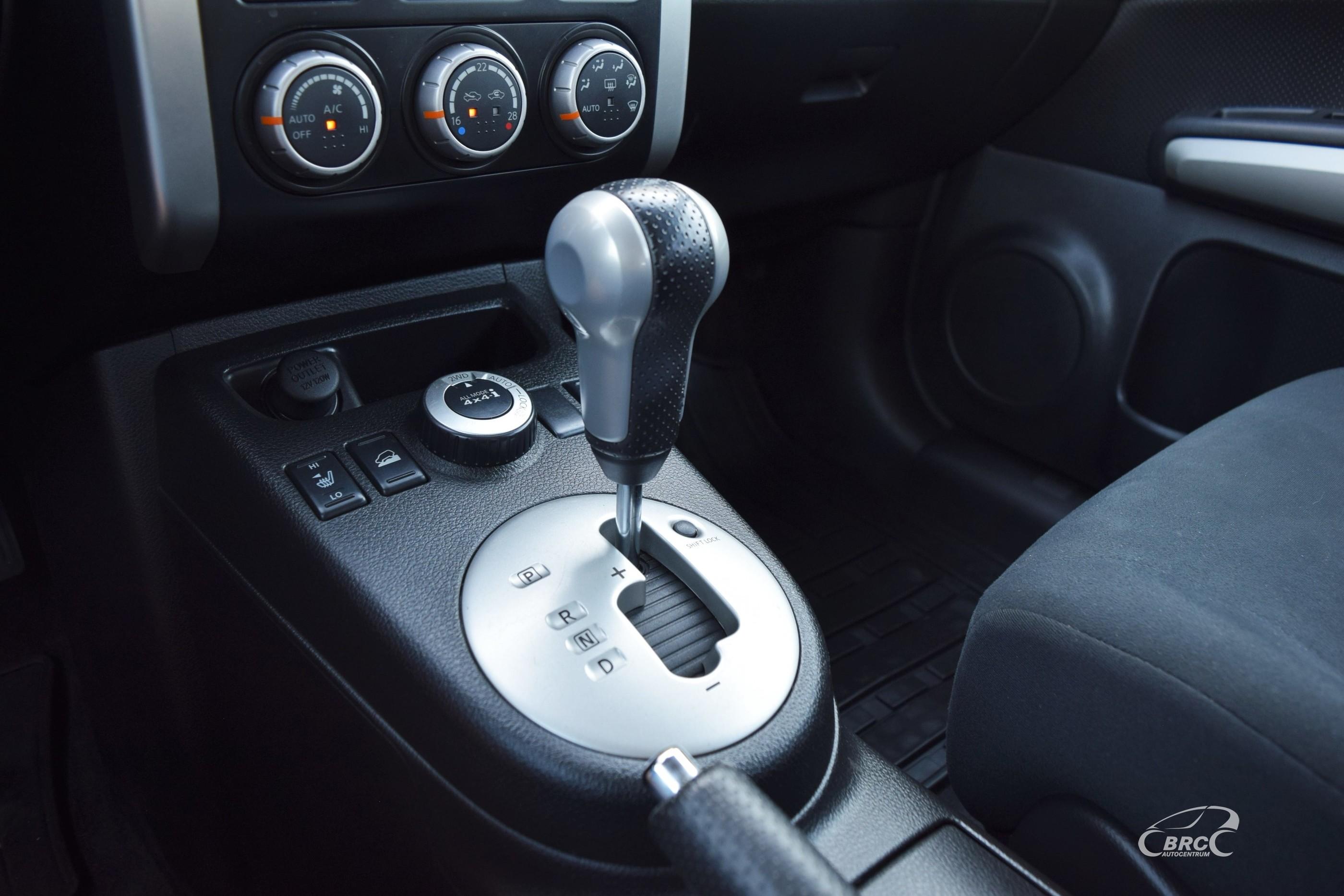 Nissan X-Trail DCI 4WD A/T
