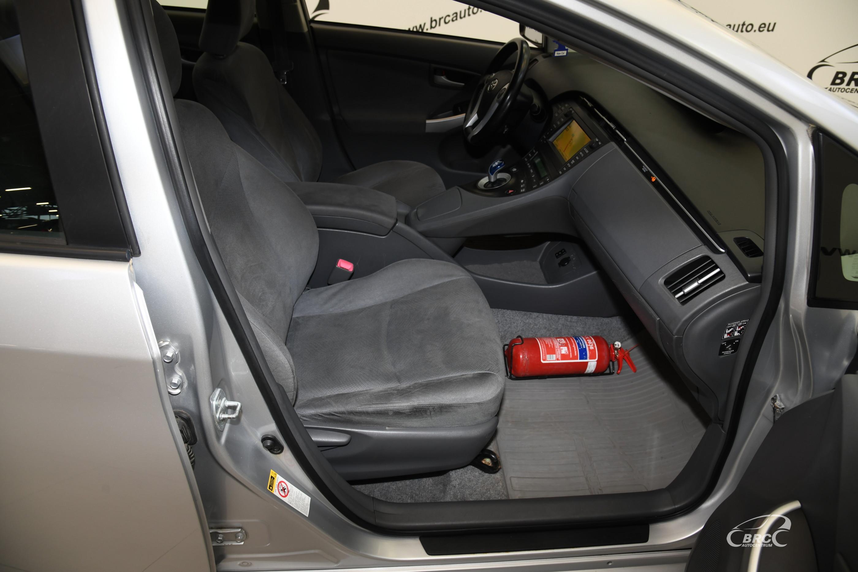 Toyota Prius Hybrid Automatas