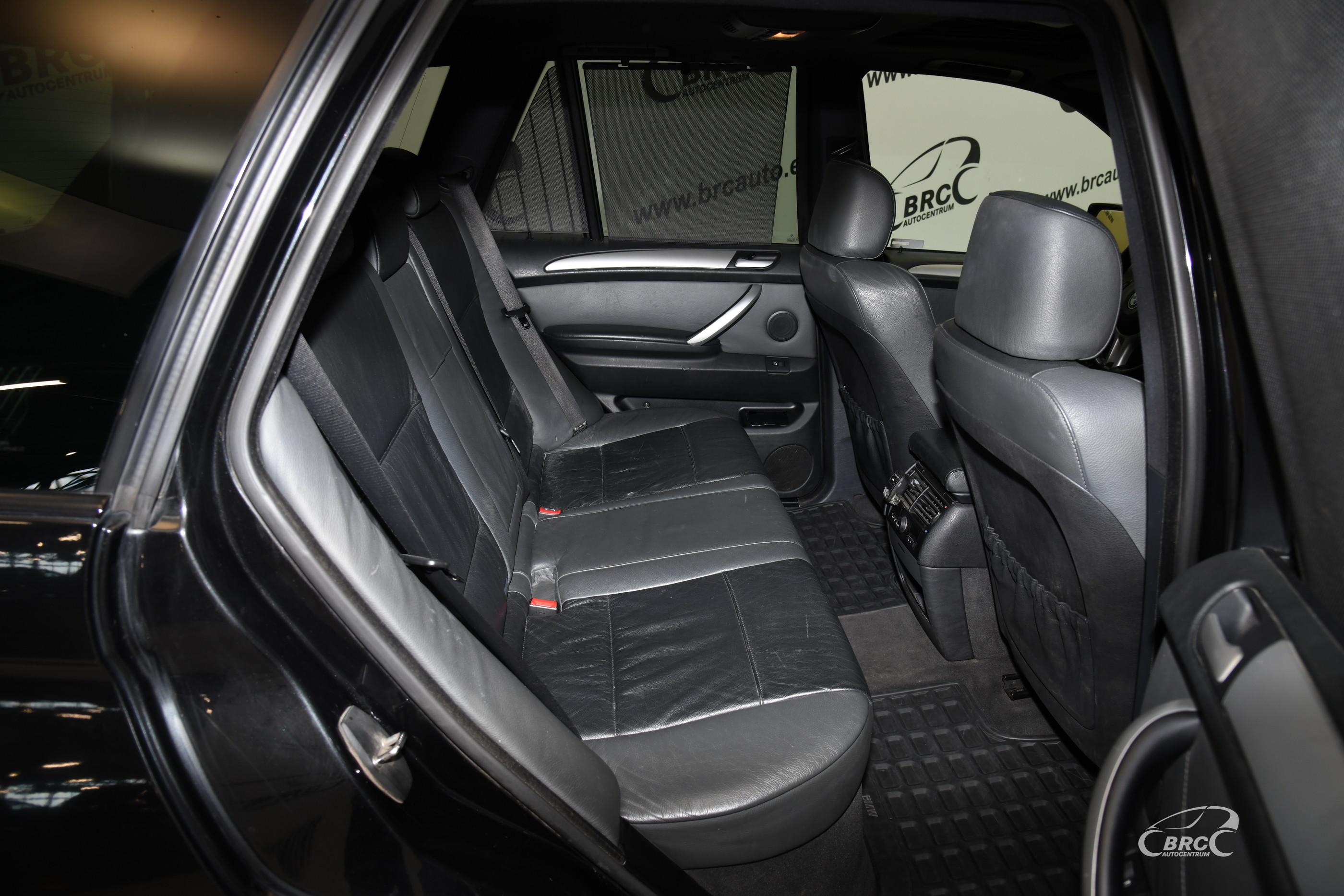 BMW X5 3.0d Xdrive Automatas