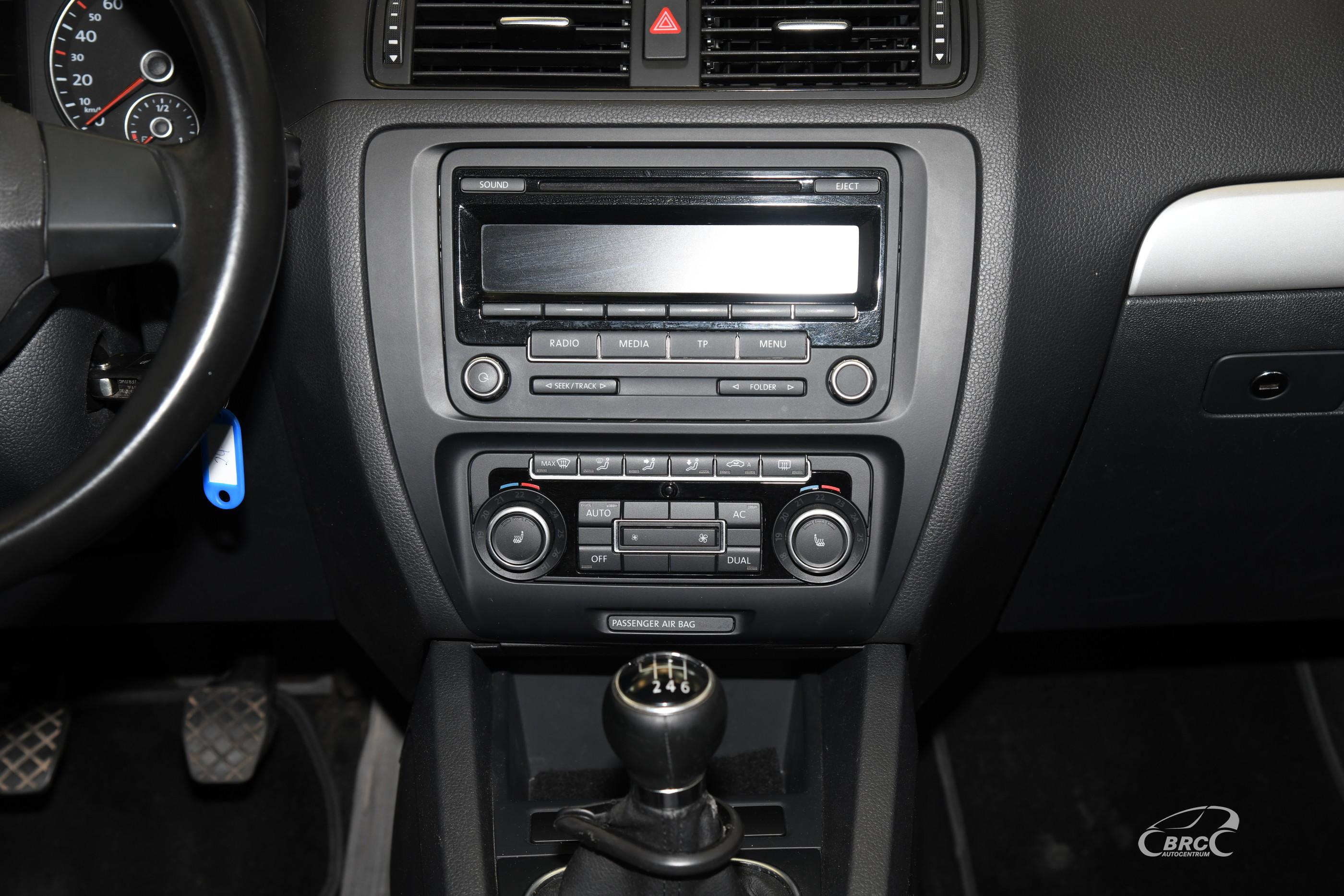 Volkswagen Jetta 1.2 TSI