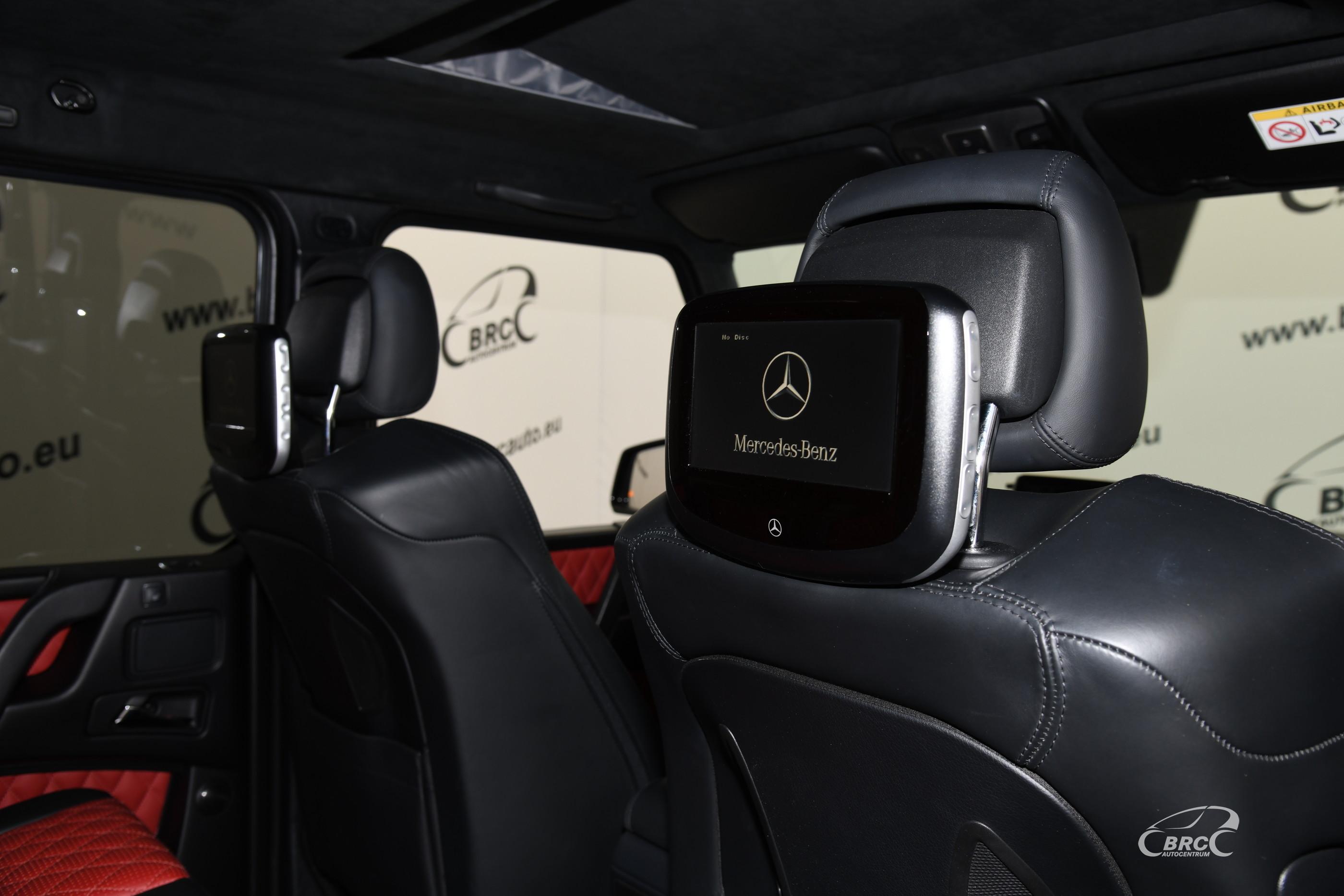 Mercedes-Benz G 63 AMG Automatas