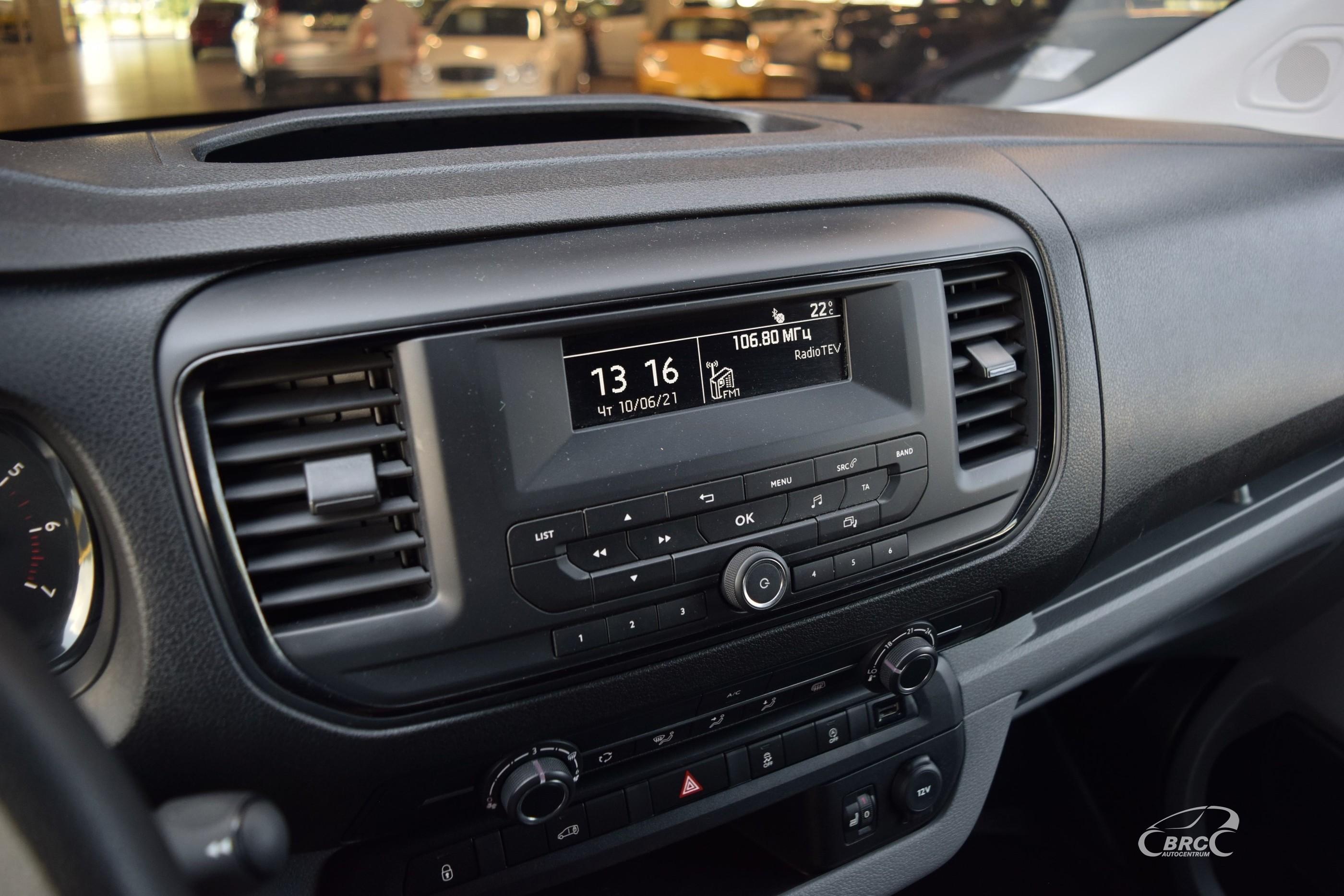 Toyota Proace D-4D M/T