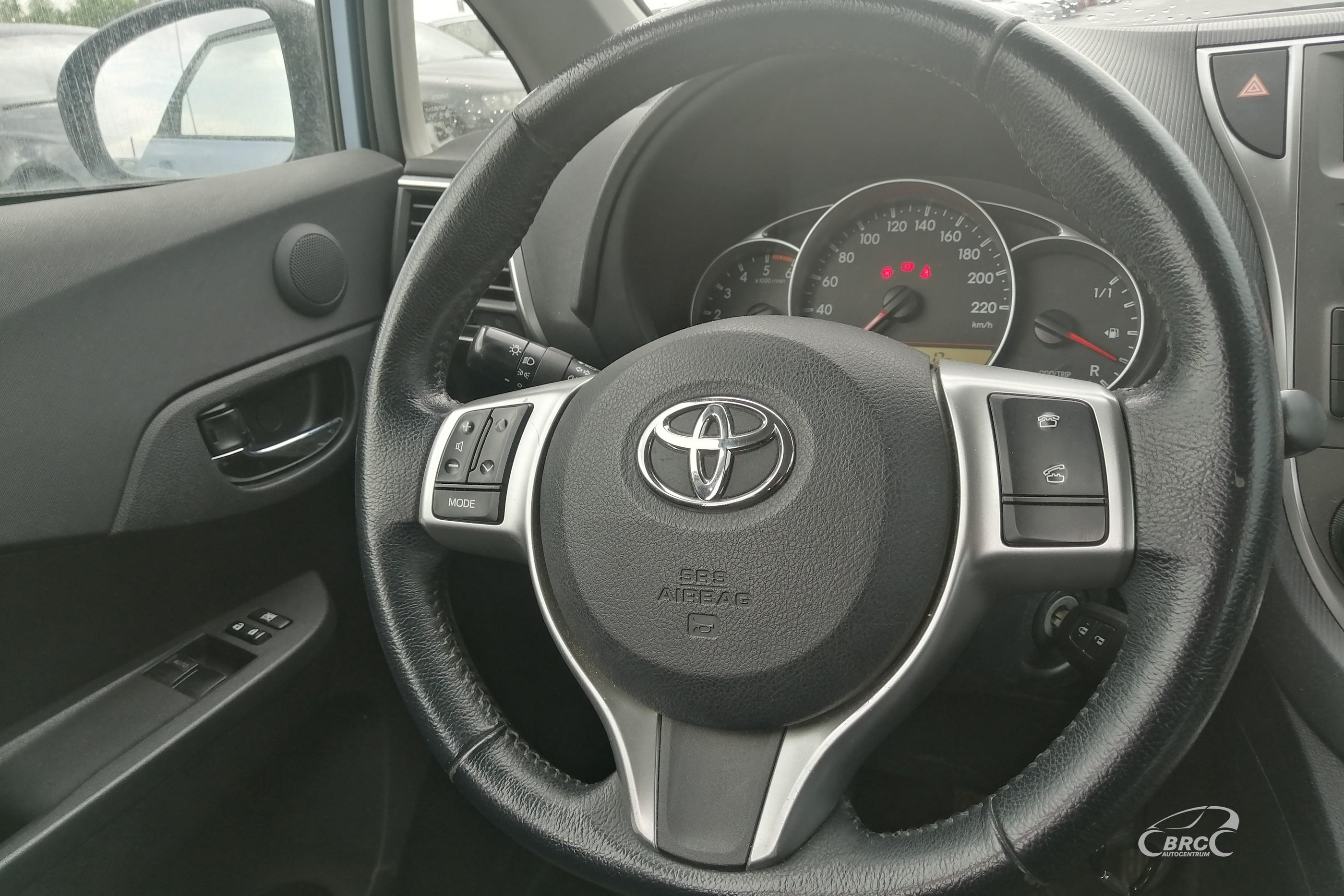 Toyota Verso-S 1.4 D-4D