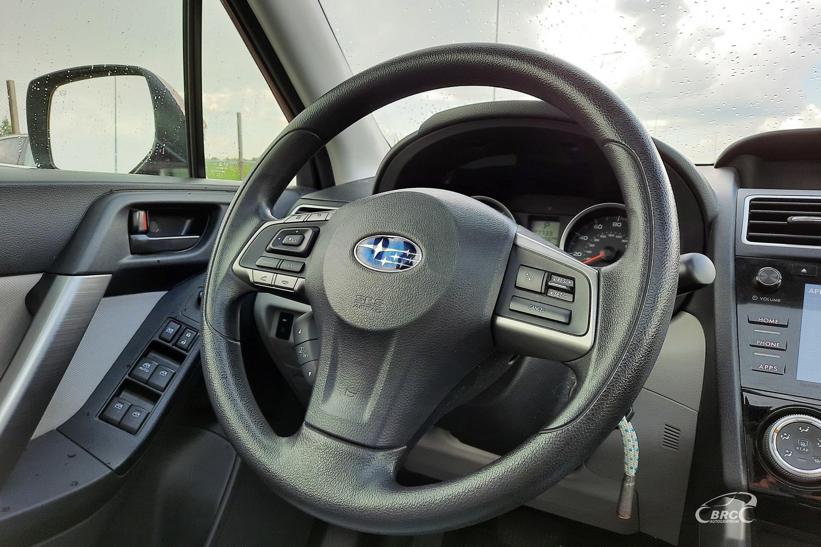 Subaru Forester 2.5i PZEV Symmetrical AWD Automatas