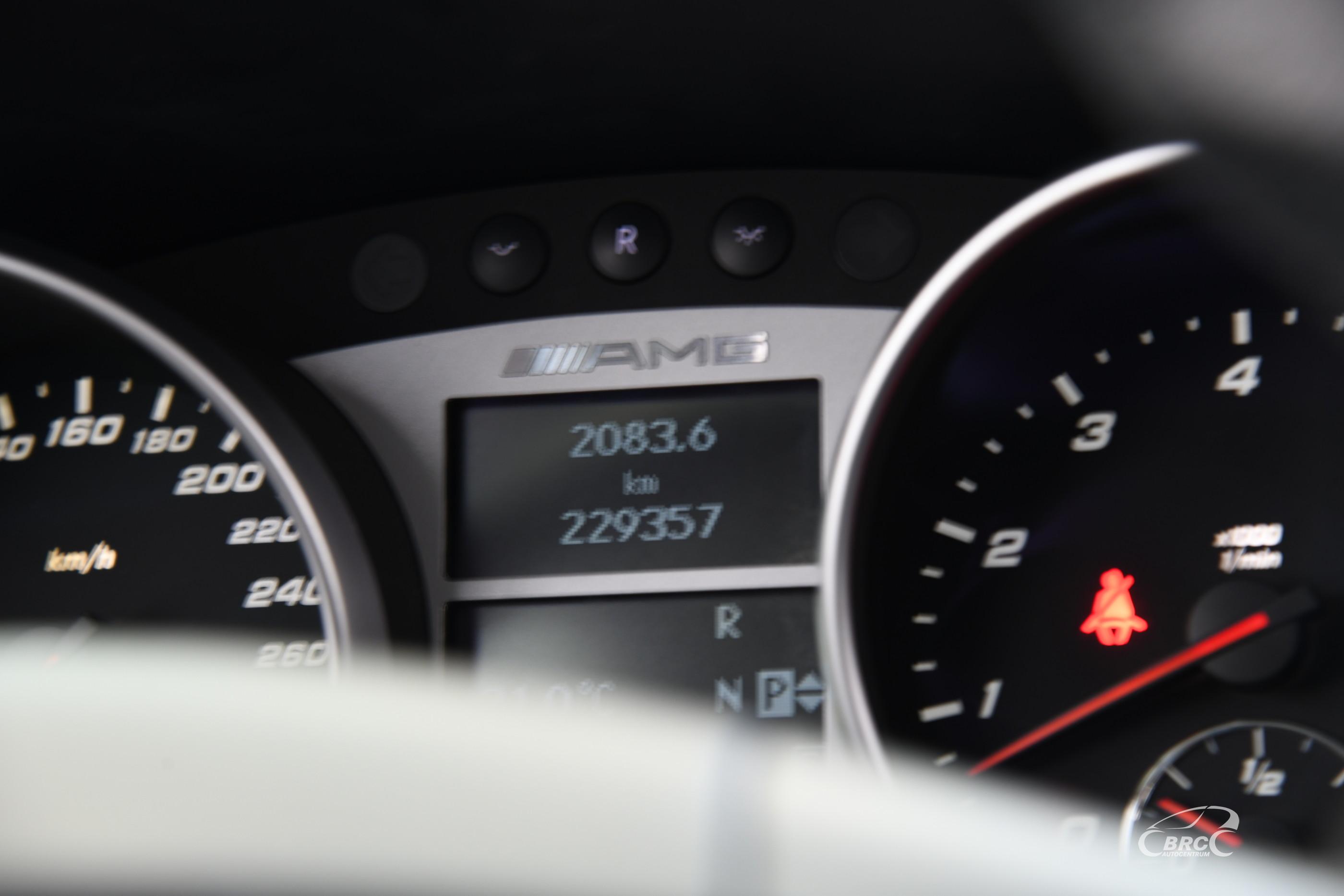 Mercedes-Benz ML 63 AMG Automatas