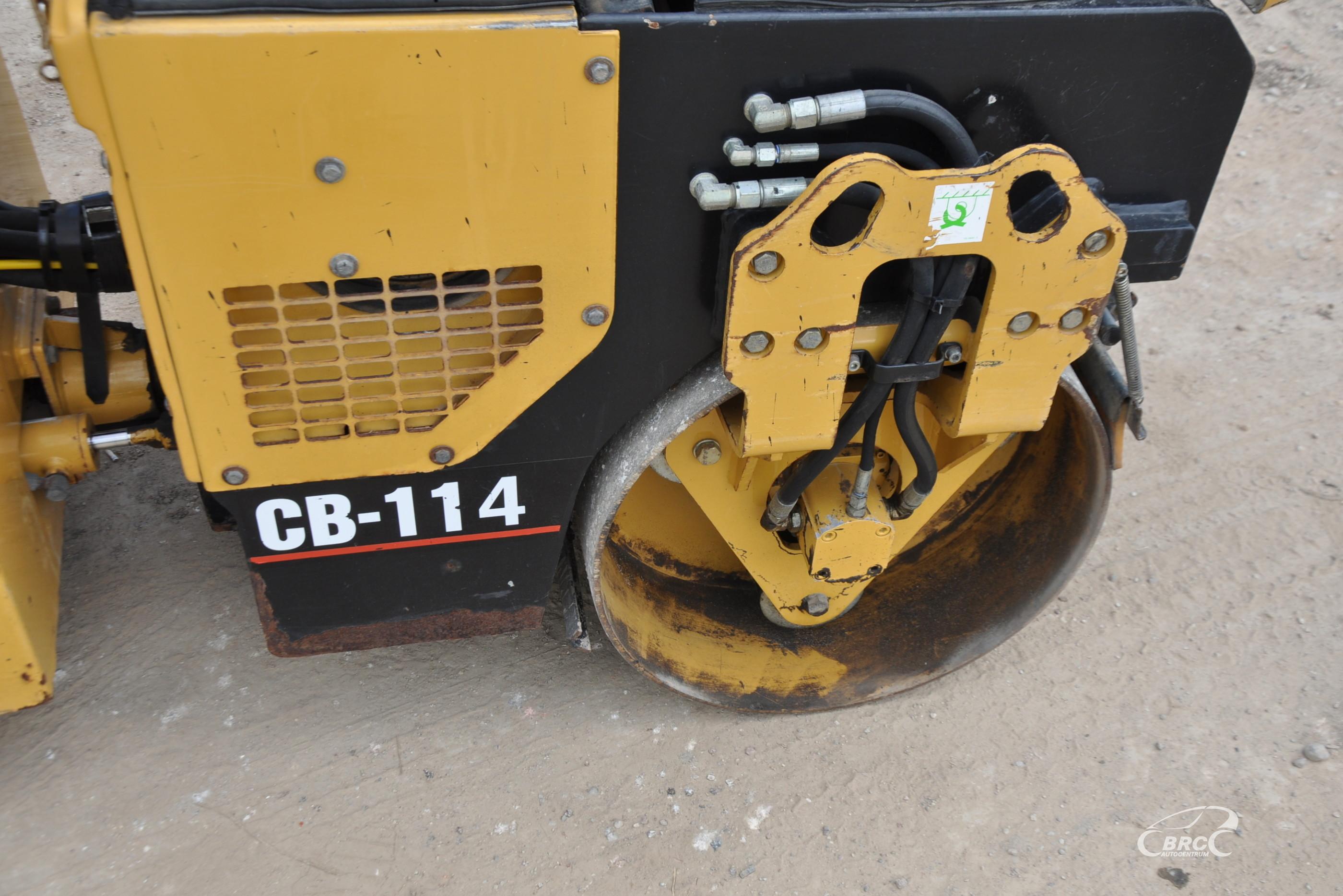 CAT CB-114