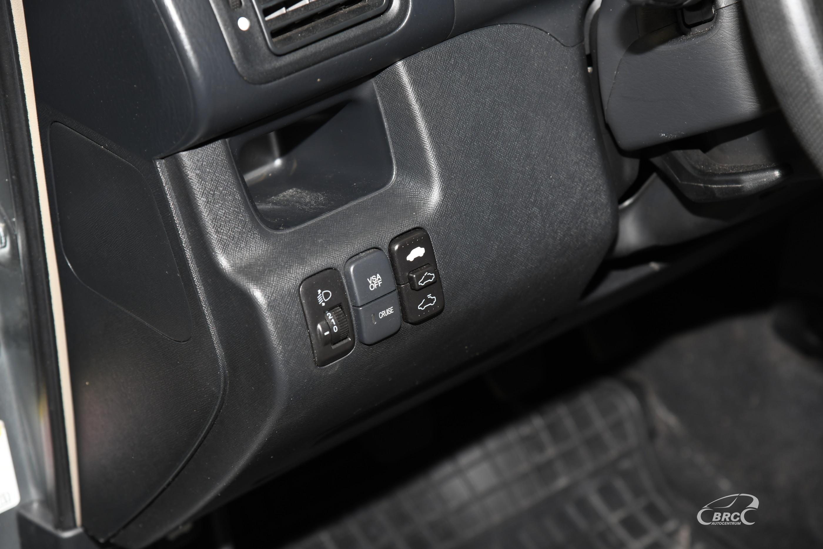 Honda CR-V 2.2 i-CTDi