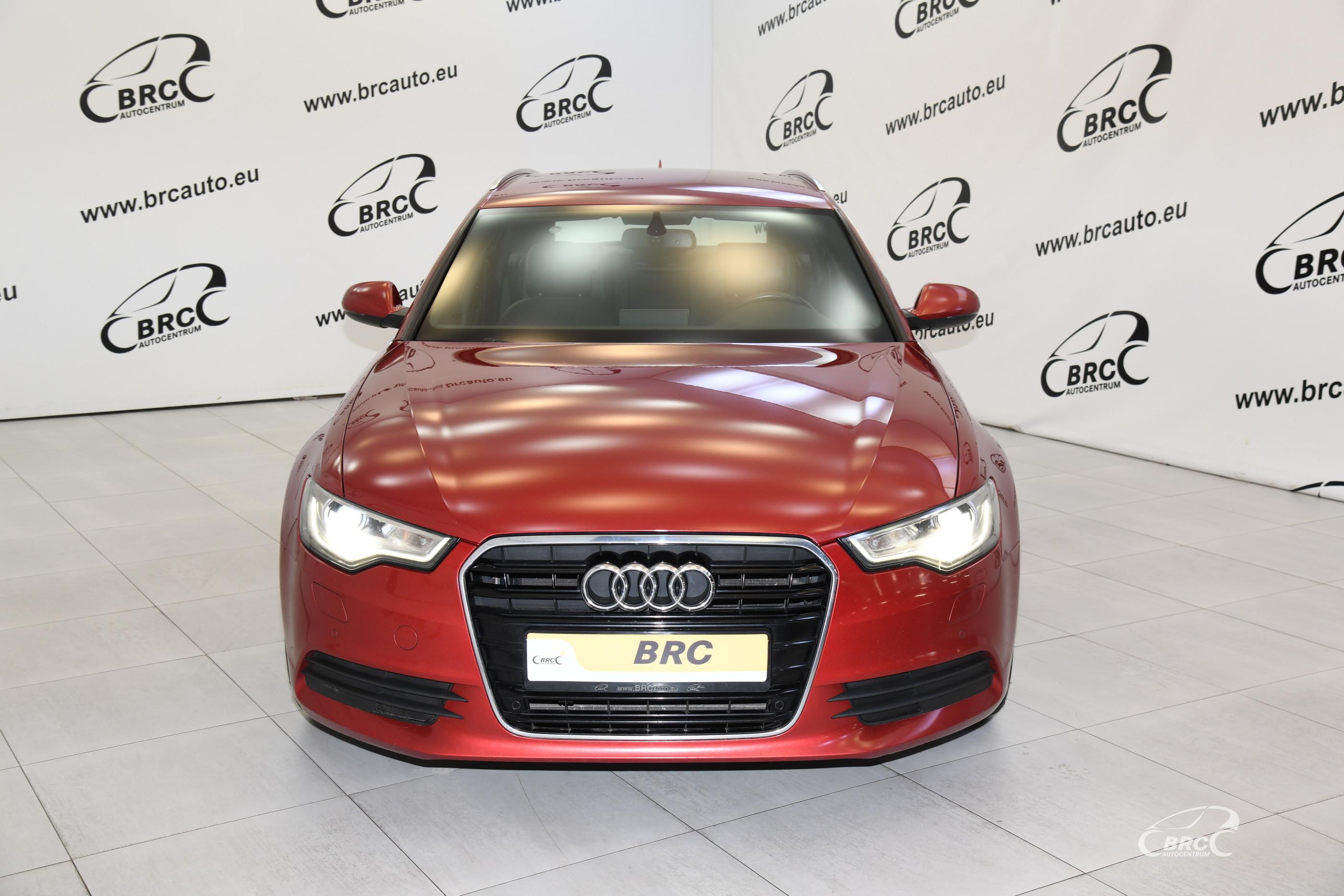 Audi A6 2.0TDI Avant S-Line Automatas
