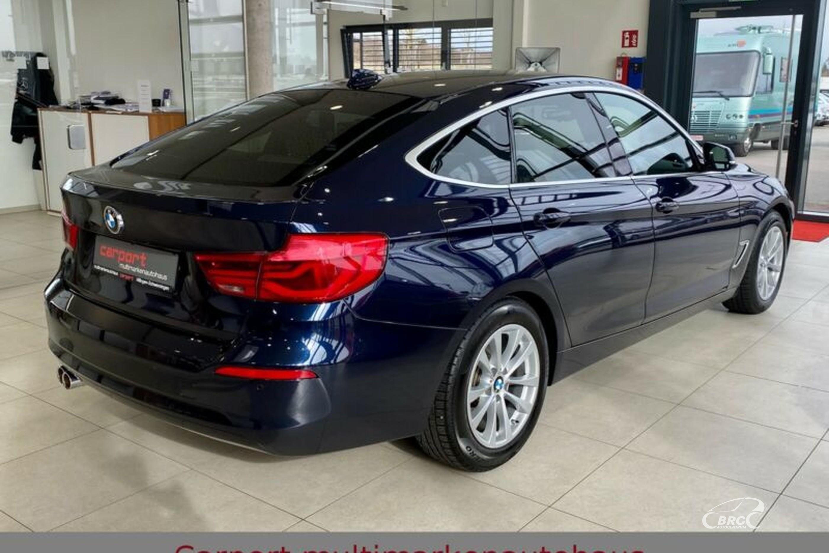 BMW 330 Gran Turismo xDrive Automatas