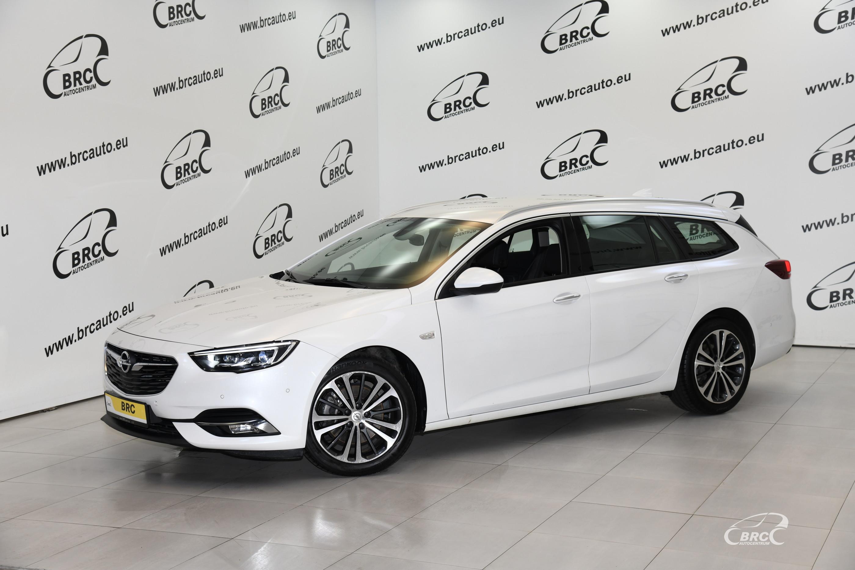 Opel Insignia 1.5 Turbo Sports Tourer Automatas