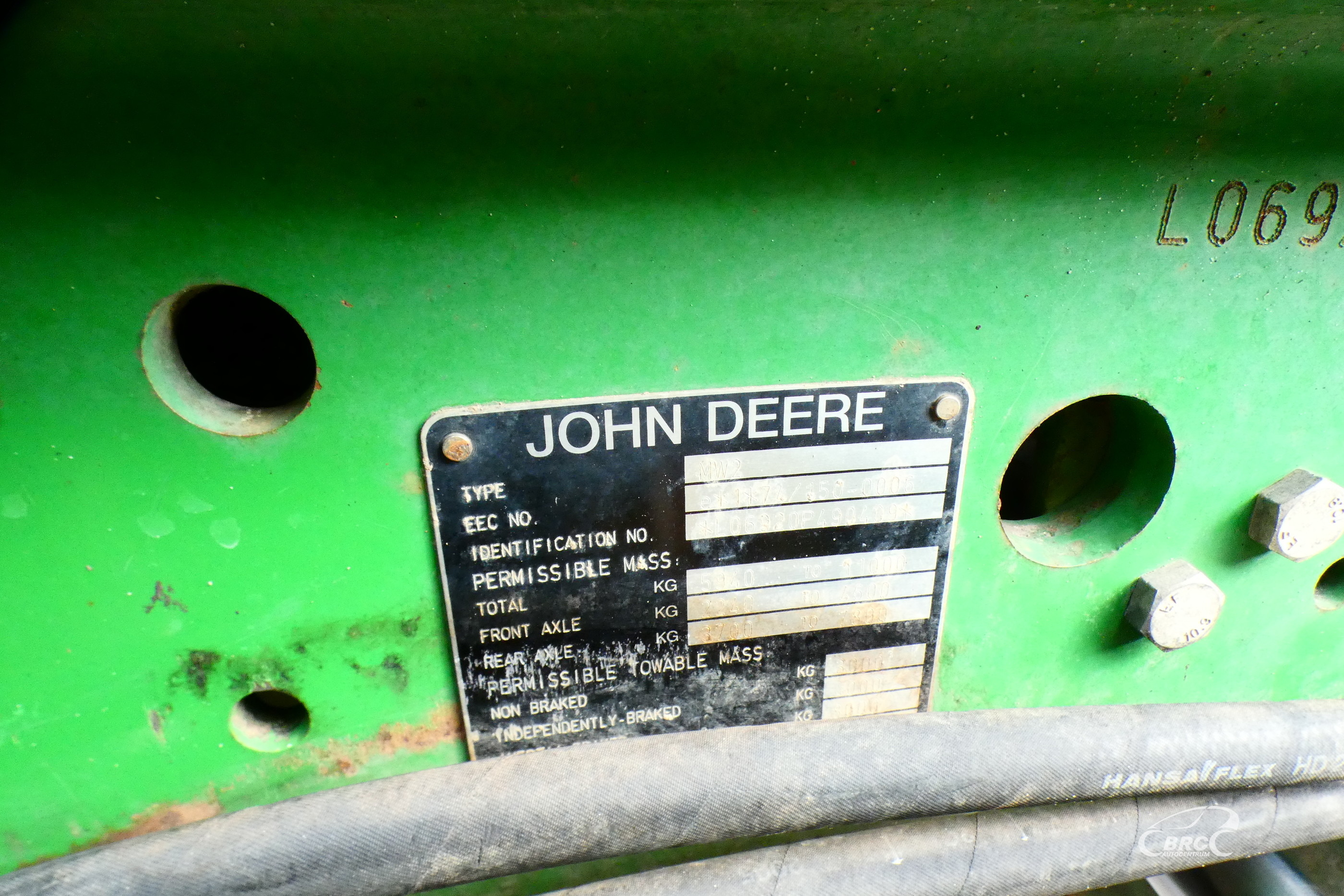 John Deere 6920