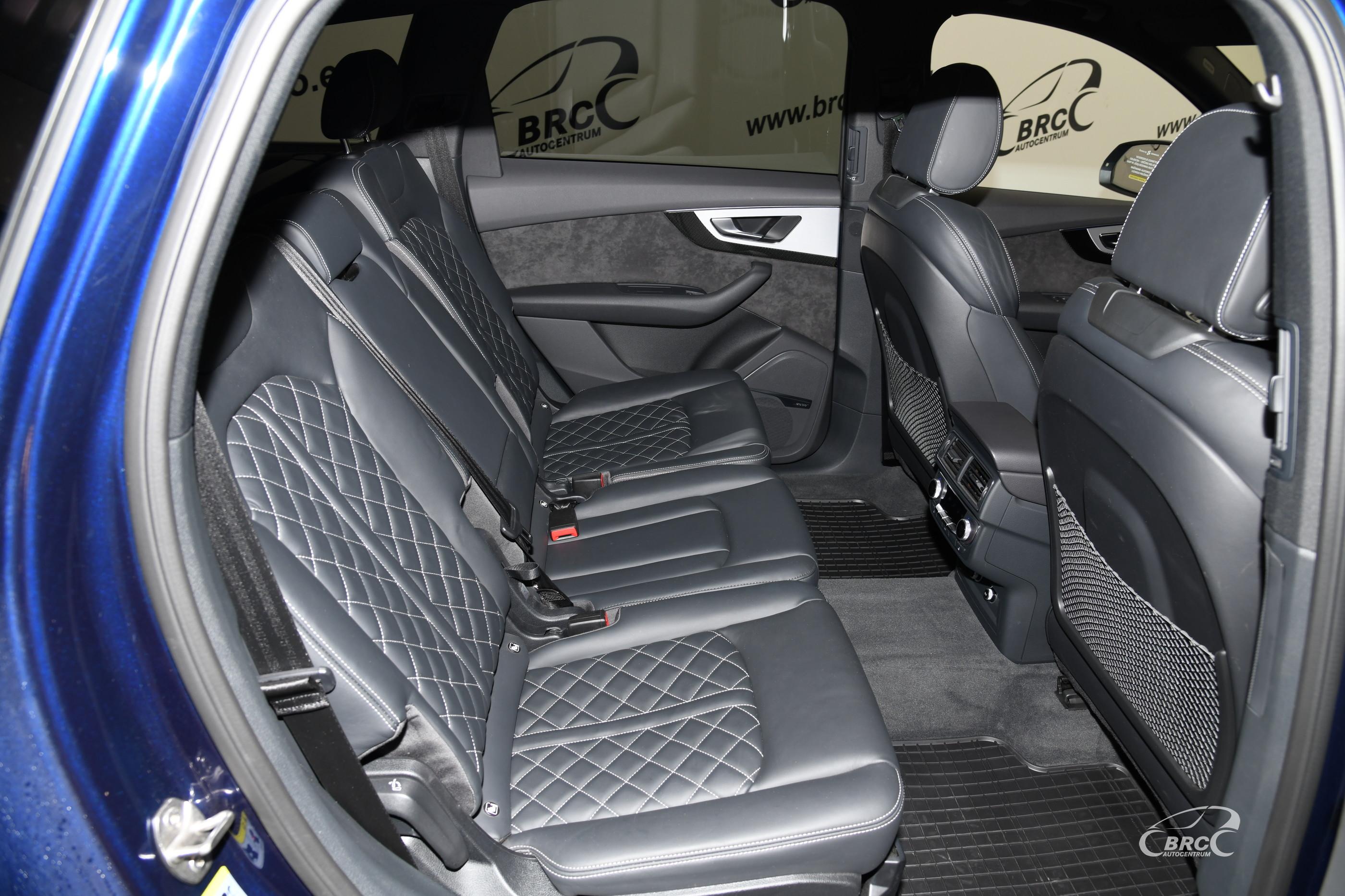 Audi SQ7 Quattro Automatas