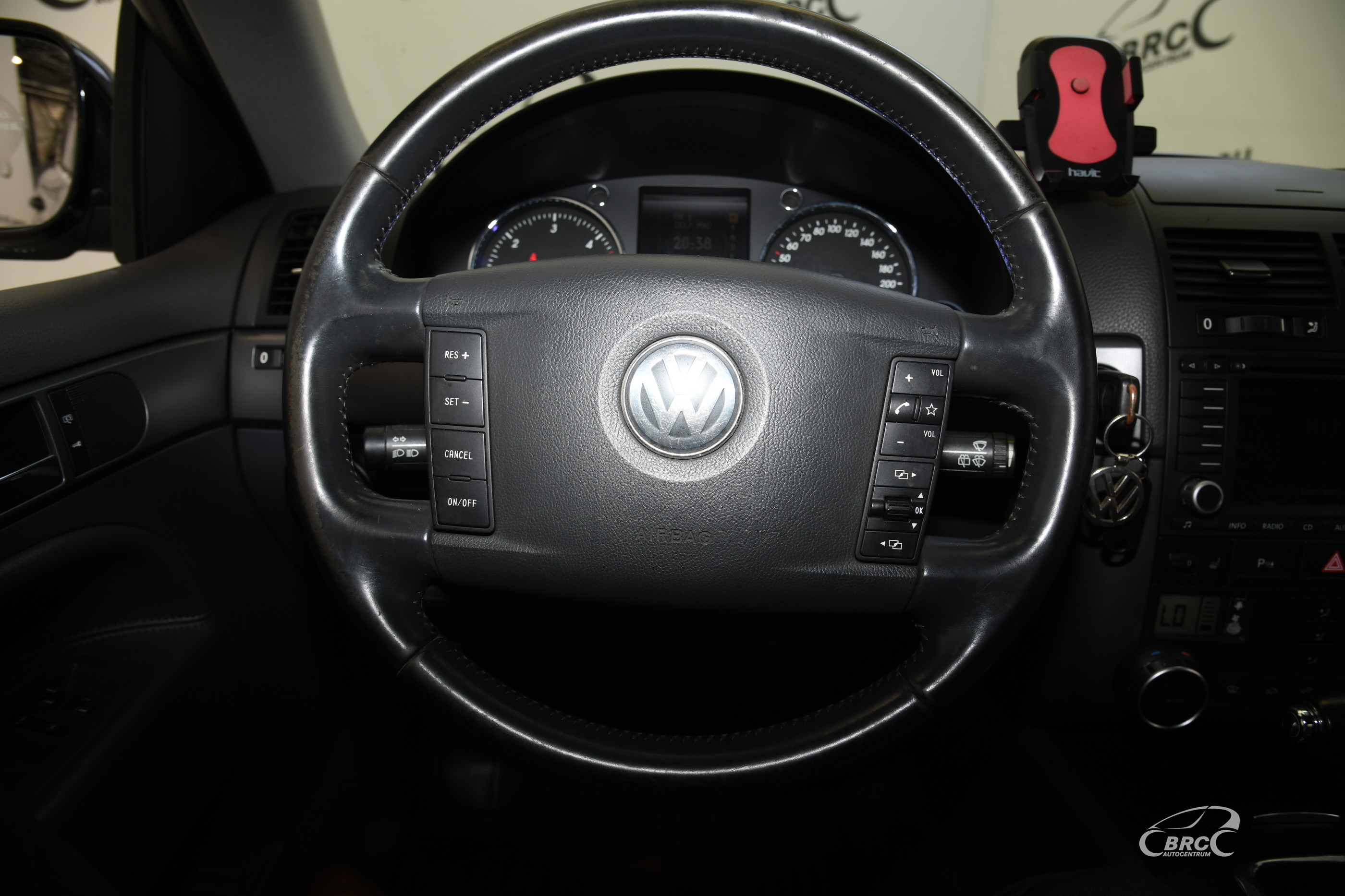 Volkswagen Touareg 3.0 TDI 4Motion Automatas