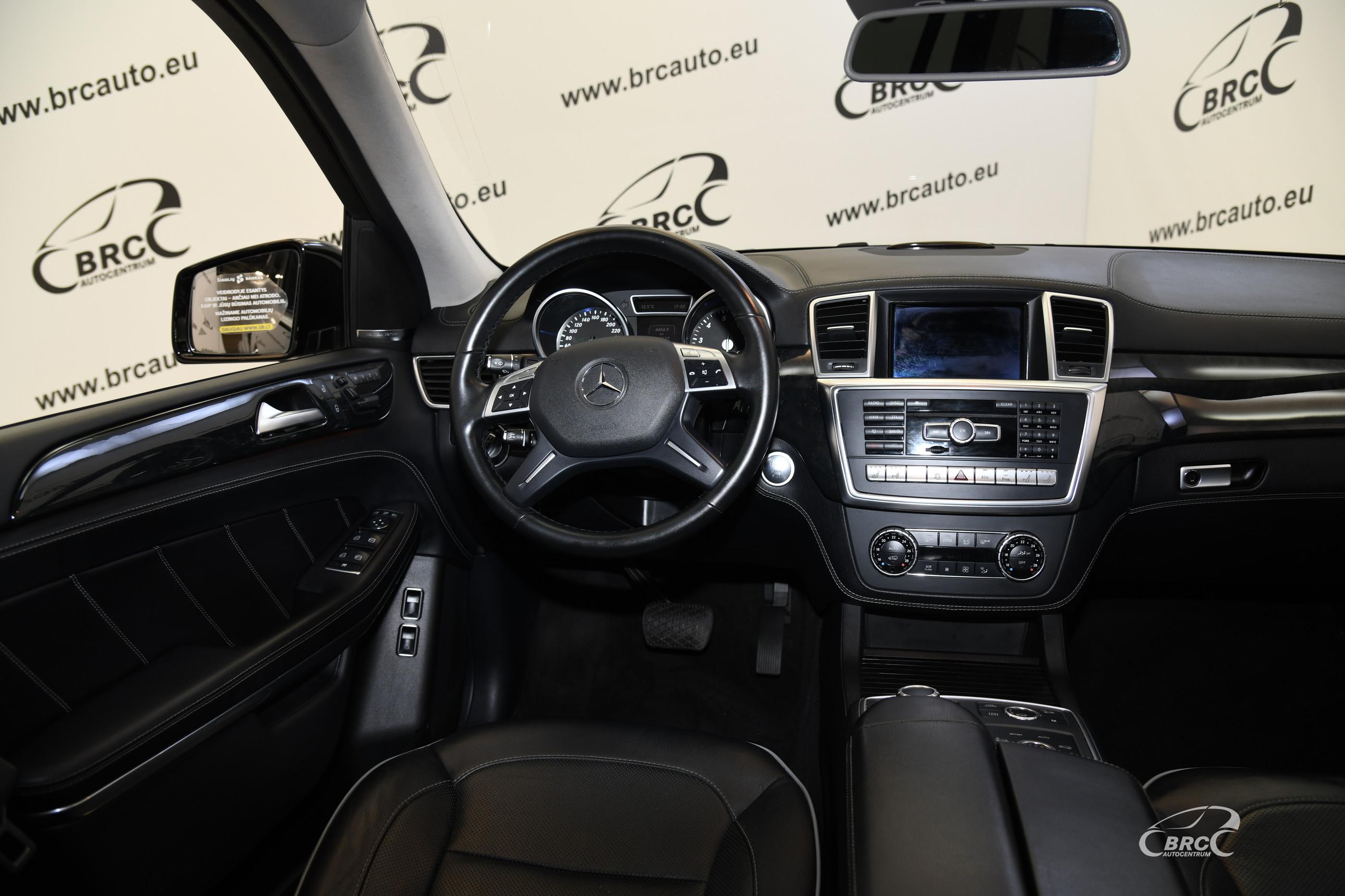 Mercedes-Benz GL 500 4Matic AMG Line Automatas