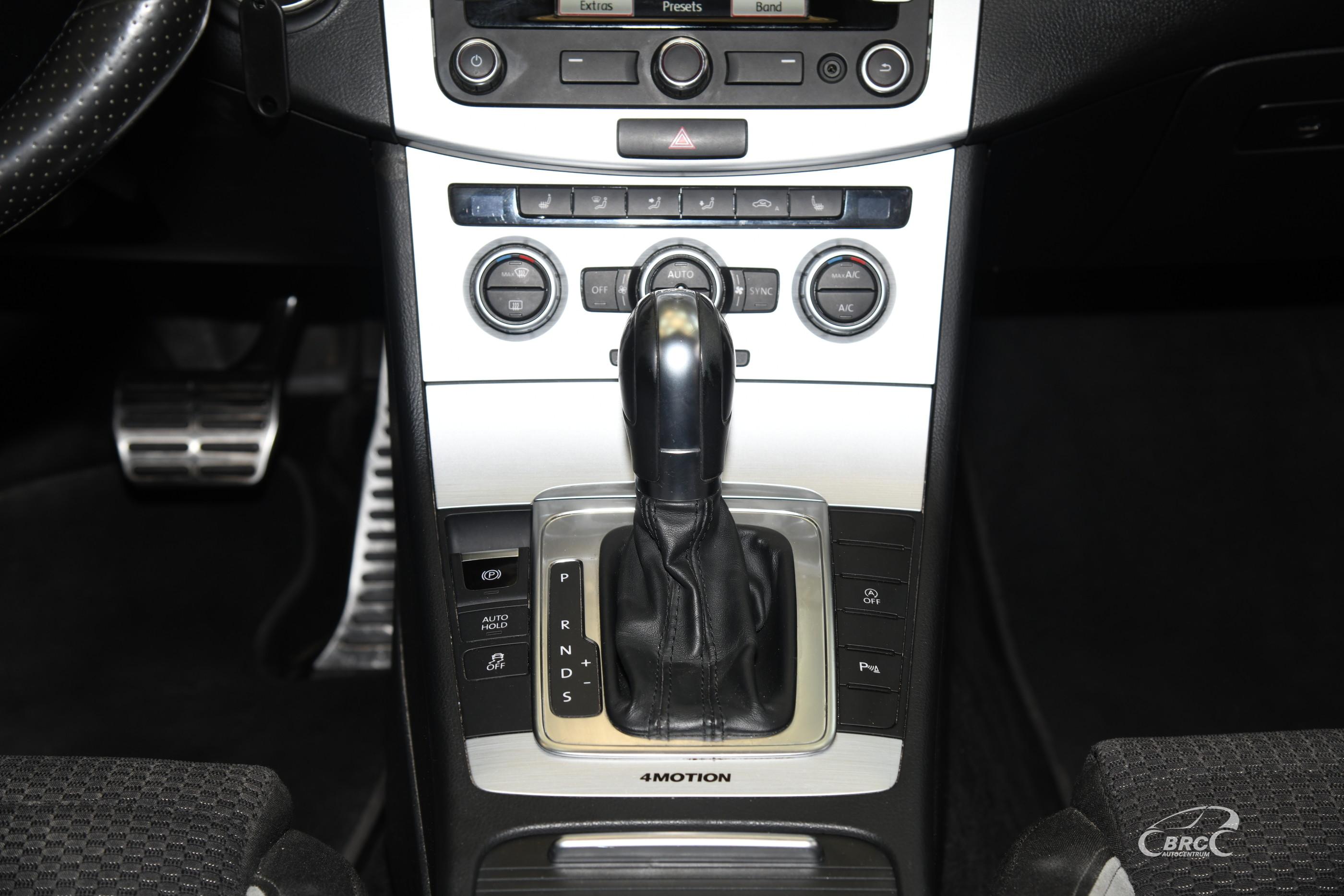Volkswagen Passat 2.0 TDI 4Motion R-line Automatas