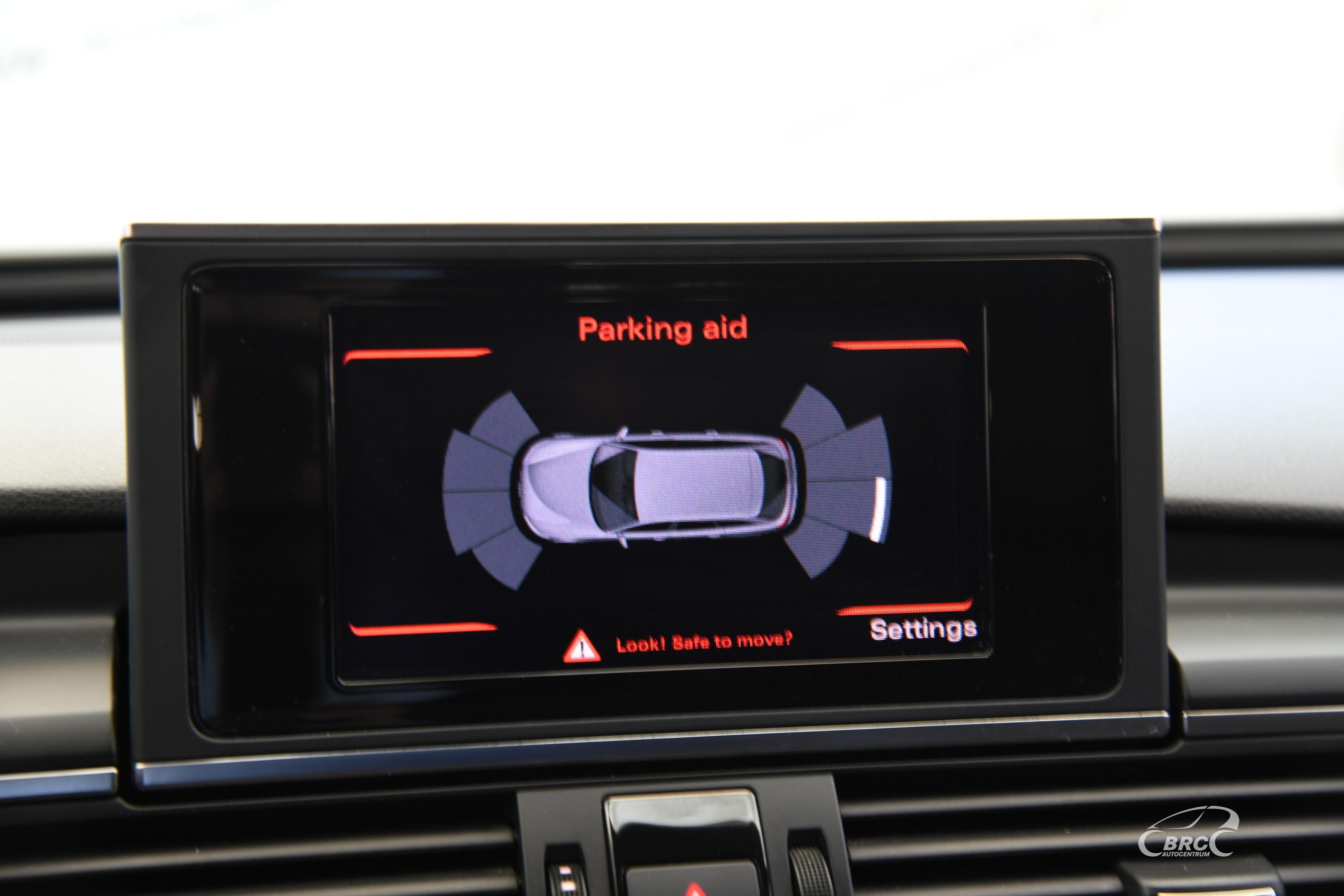 Audi A6 3.0TDI S-Line Avant Automatas