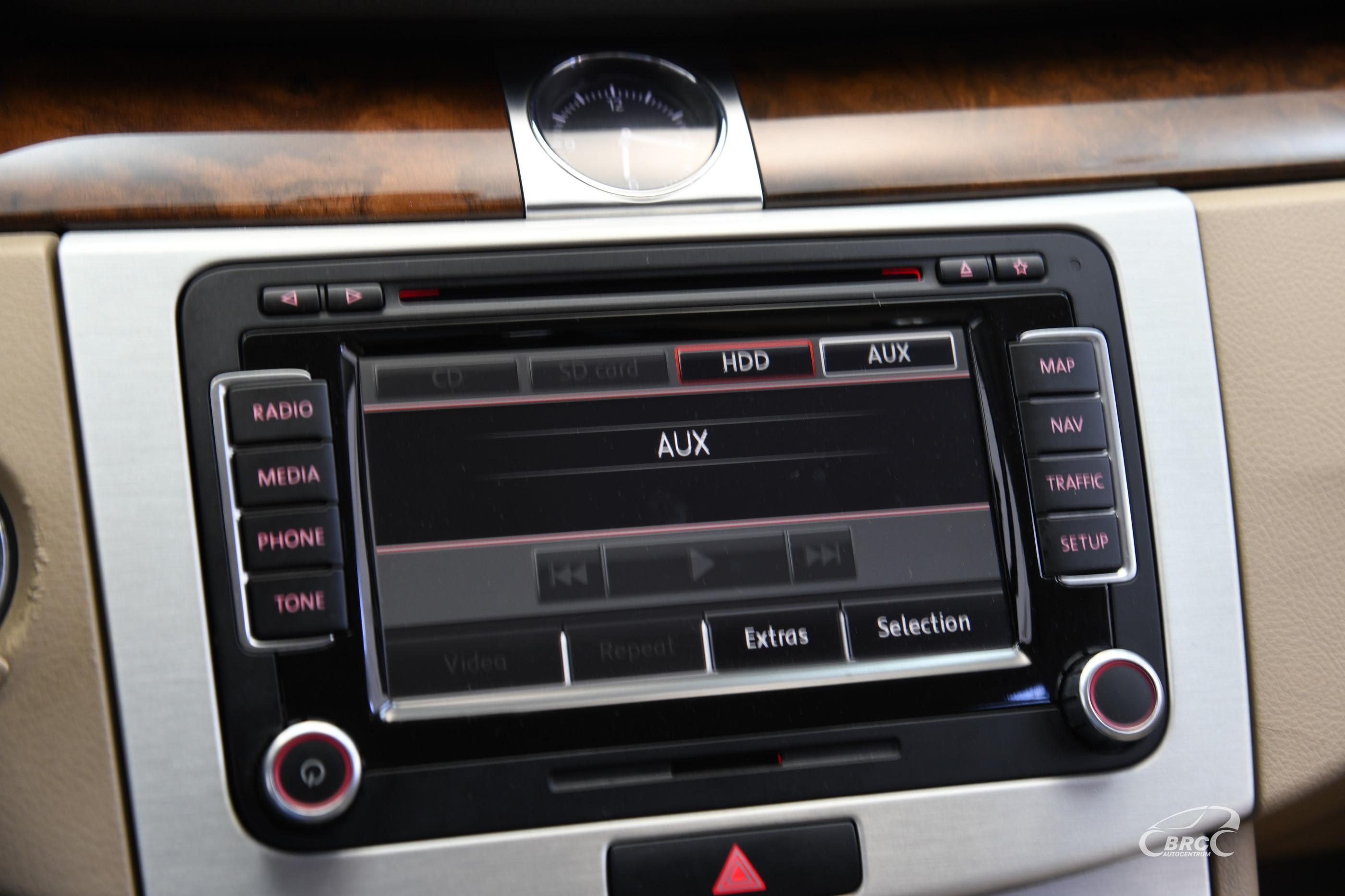 Volkswagen Passat 3.6 V6 4Motion Automatas