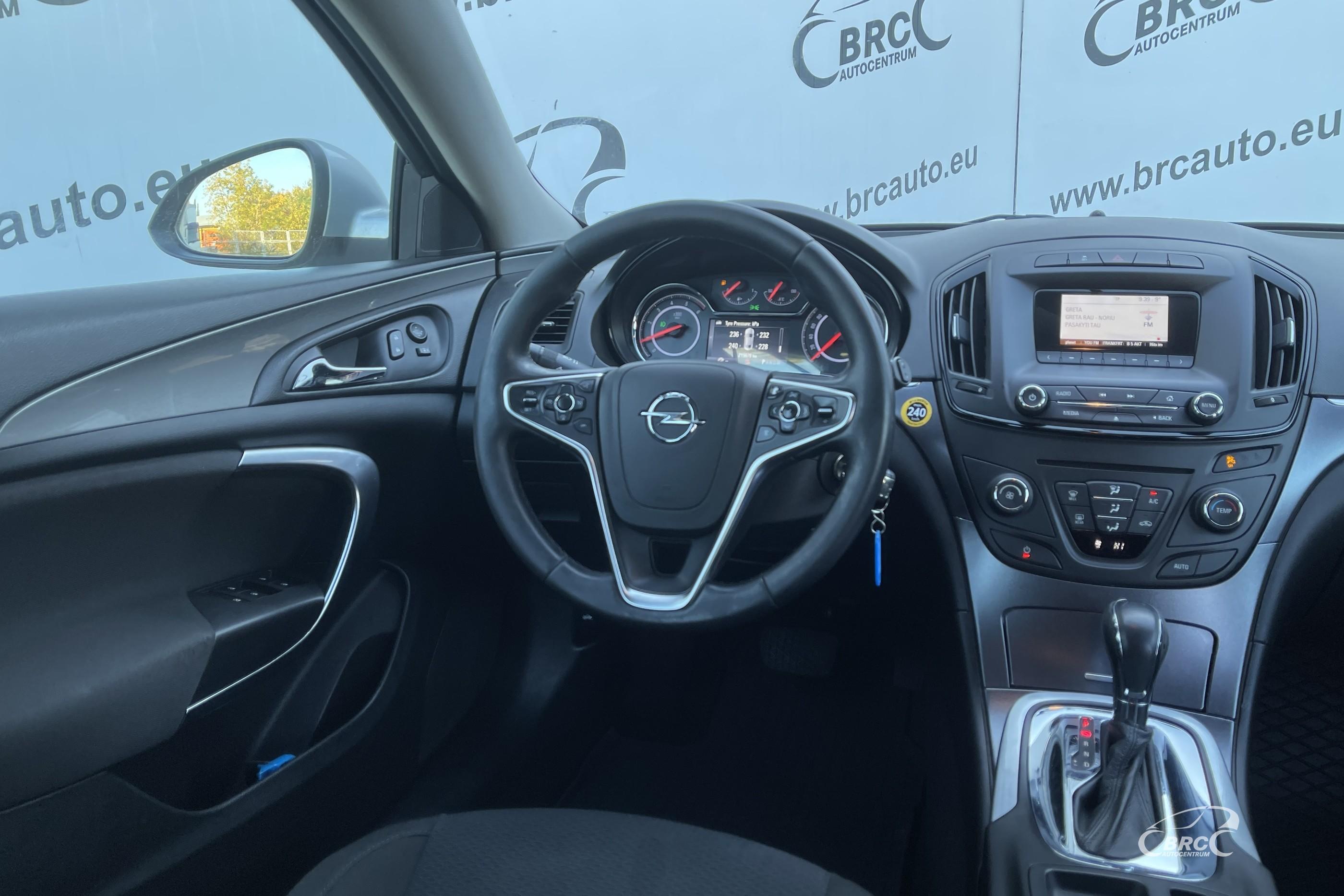 Opel Insignia 1.6 CDTI Automatas