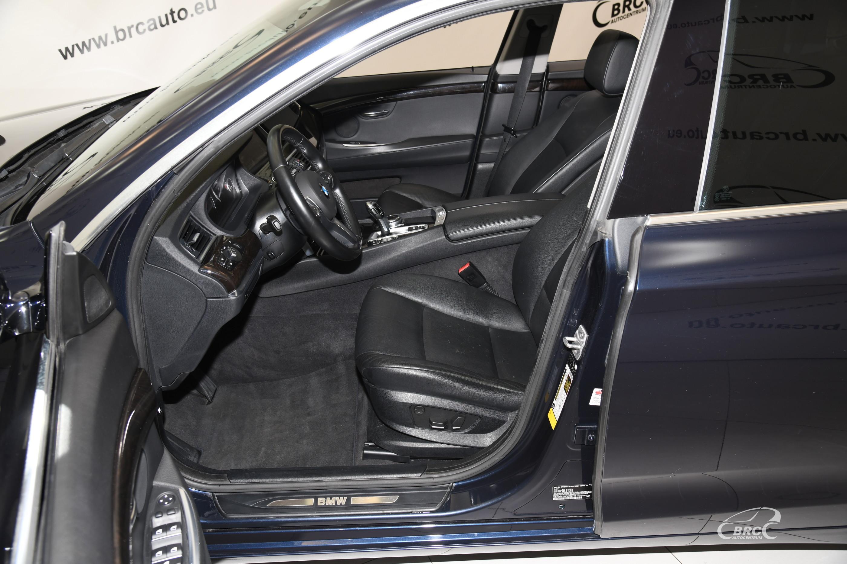 BMW 535 Gran Turismo Automatas