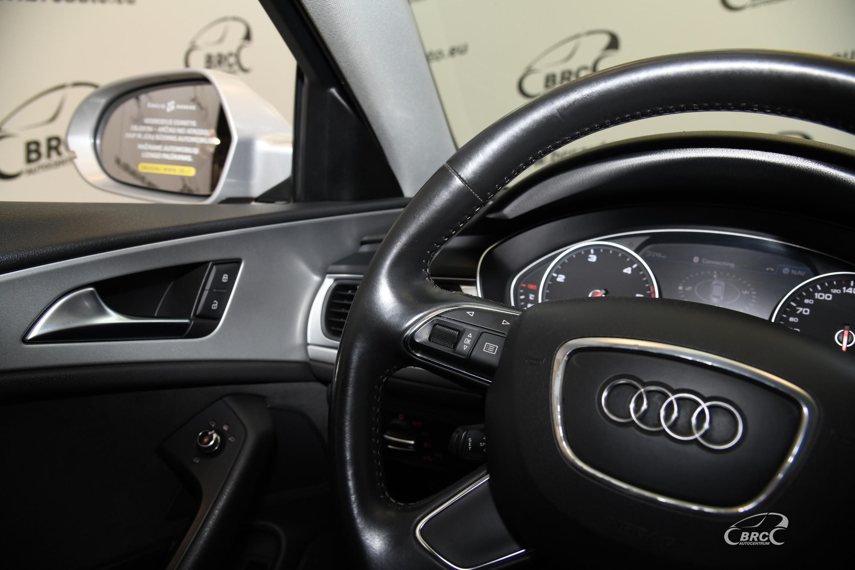 Audi A6 3.0 TDI Avant Quattro Automatas