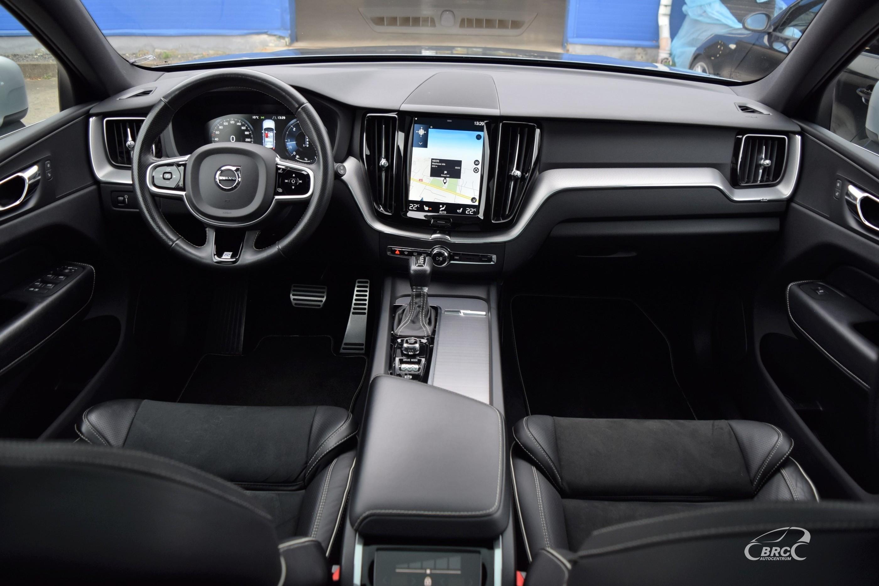 Volvo XC 60 D4 R-Design AWD