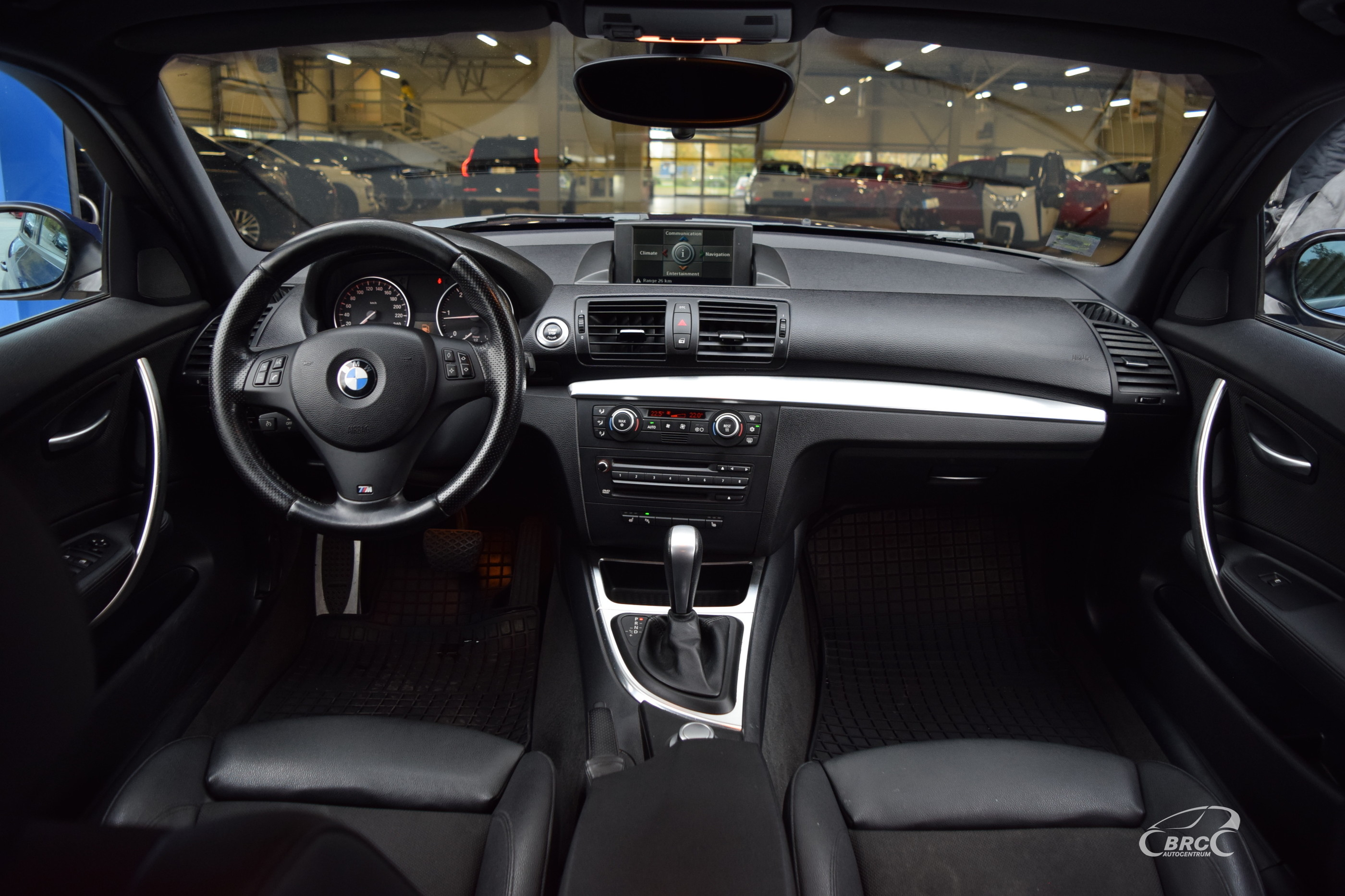 BMW 120 D M-Pakete A/T