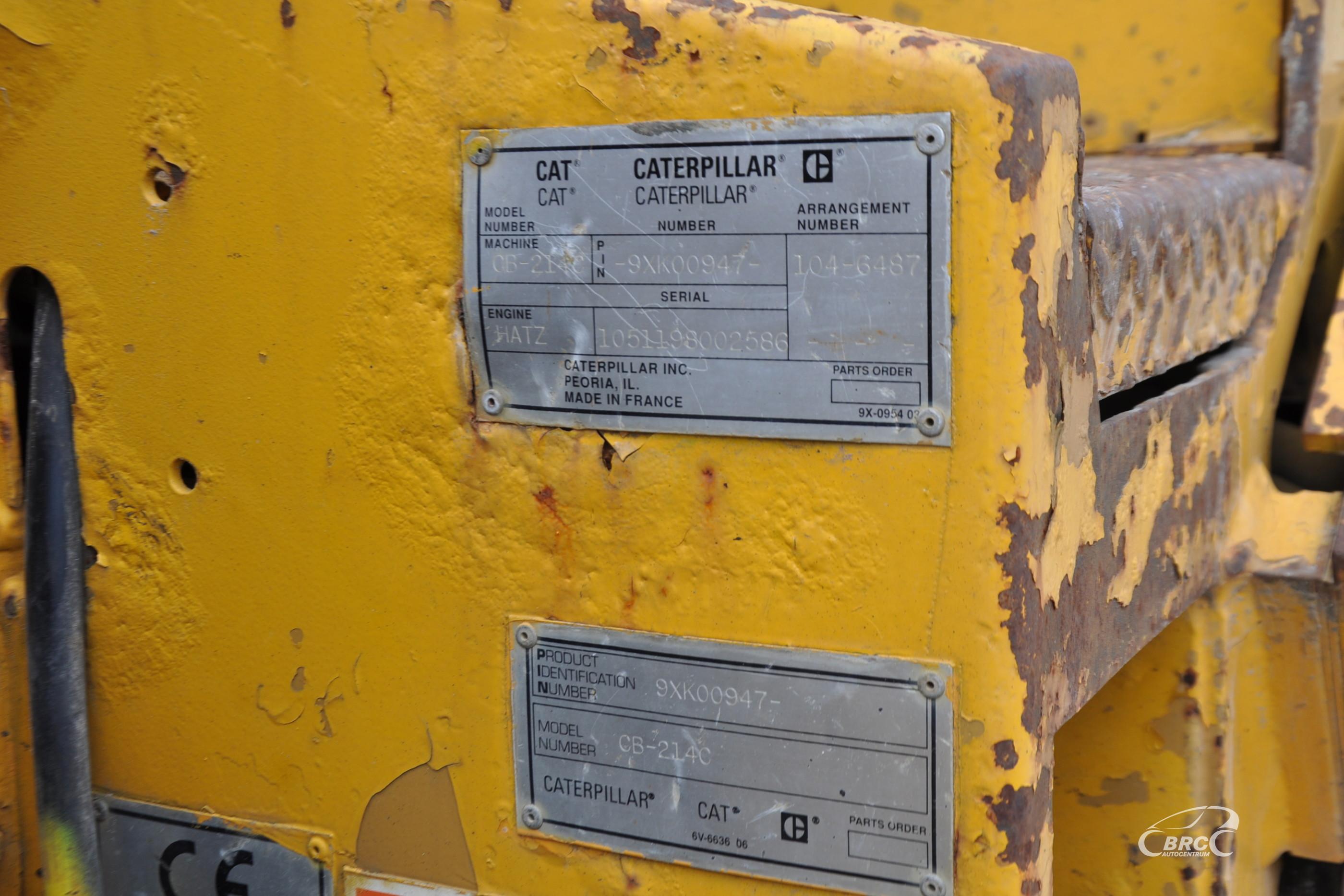 Caterpillar CB-214C