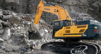 Hyundai HX520L naujas