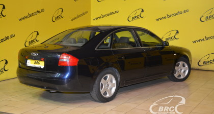 Audi A6 2.5TDI VARIKLIO DEFEKTAS