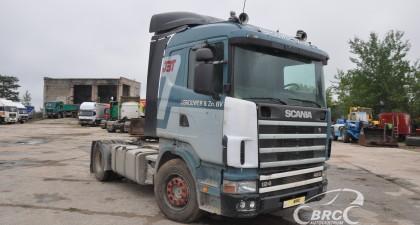 Scania 114 Retarder
