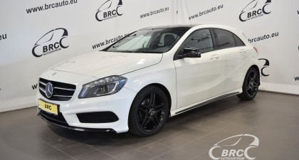 Mercedes-Benz A 200 AMG Design CDi