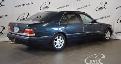 Mercedes-Benz S 600 Long V12