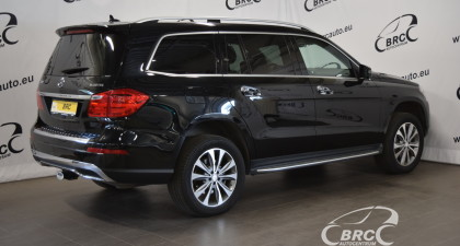 Mercedes-Benz GL 350 Bluetec 4Matic 7 seats