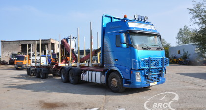 Volvo FH16 Jonsered 1020