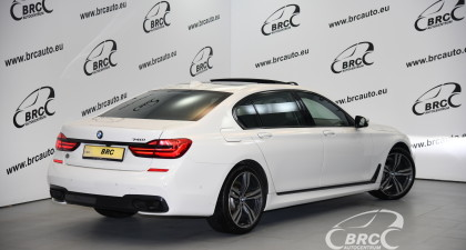BMW 740 i M-packet Automatas