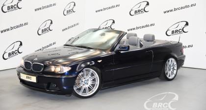 BMW 318 CI Cabrio