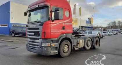 Scania R 480 6x2