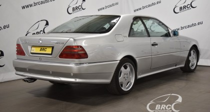 Mercedes-Benz CL 600 V12 AMG
