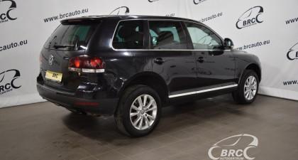 Volkswagen Touareg A/M Dzinēja defekts