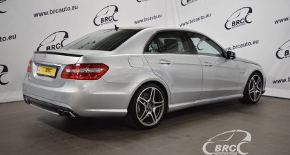 Mercedes-Benz E 63 AMG Performance Package