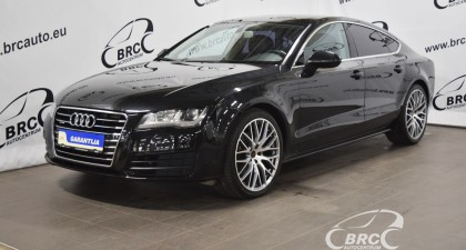 Audi A7 FSi Quattro